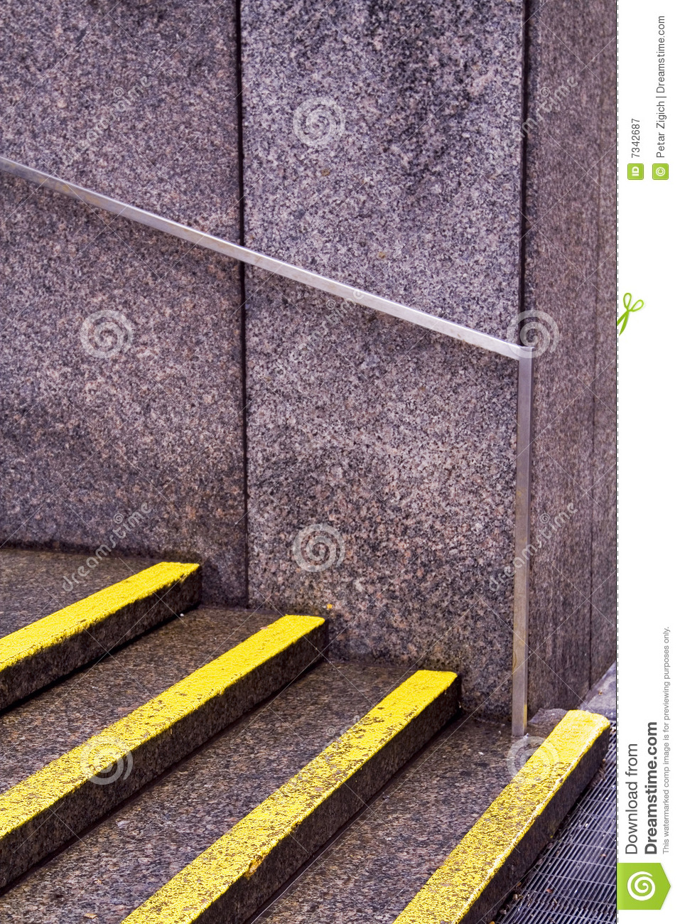 Stairs buildings royalty free stock photography image