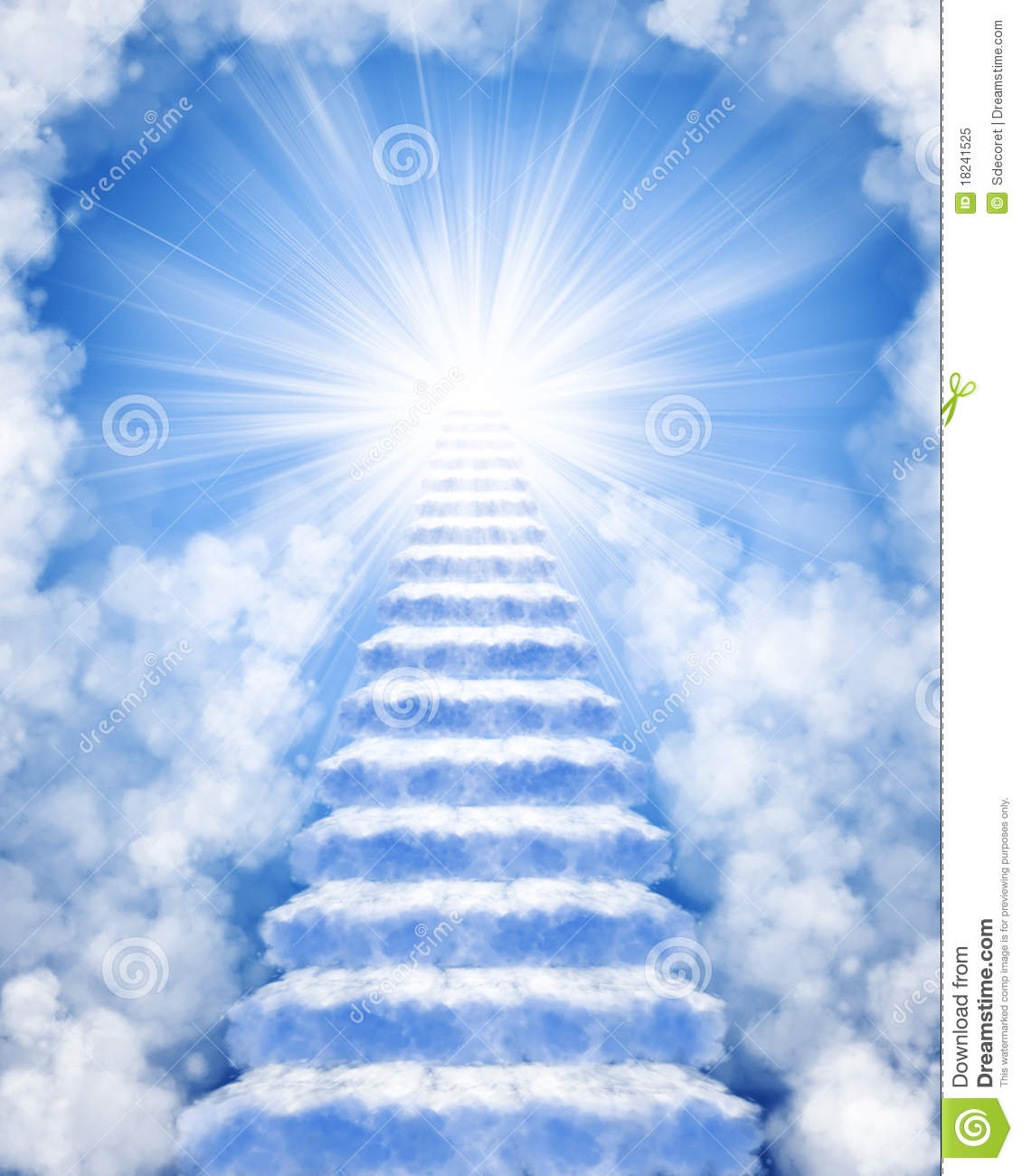 Worksheet What Clouds Made Of stairs made of clouds to heaven royalty free stock photo image heaven