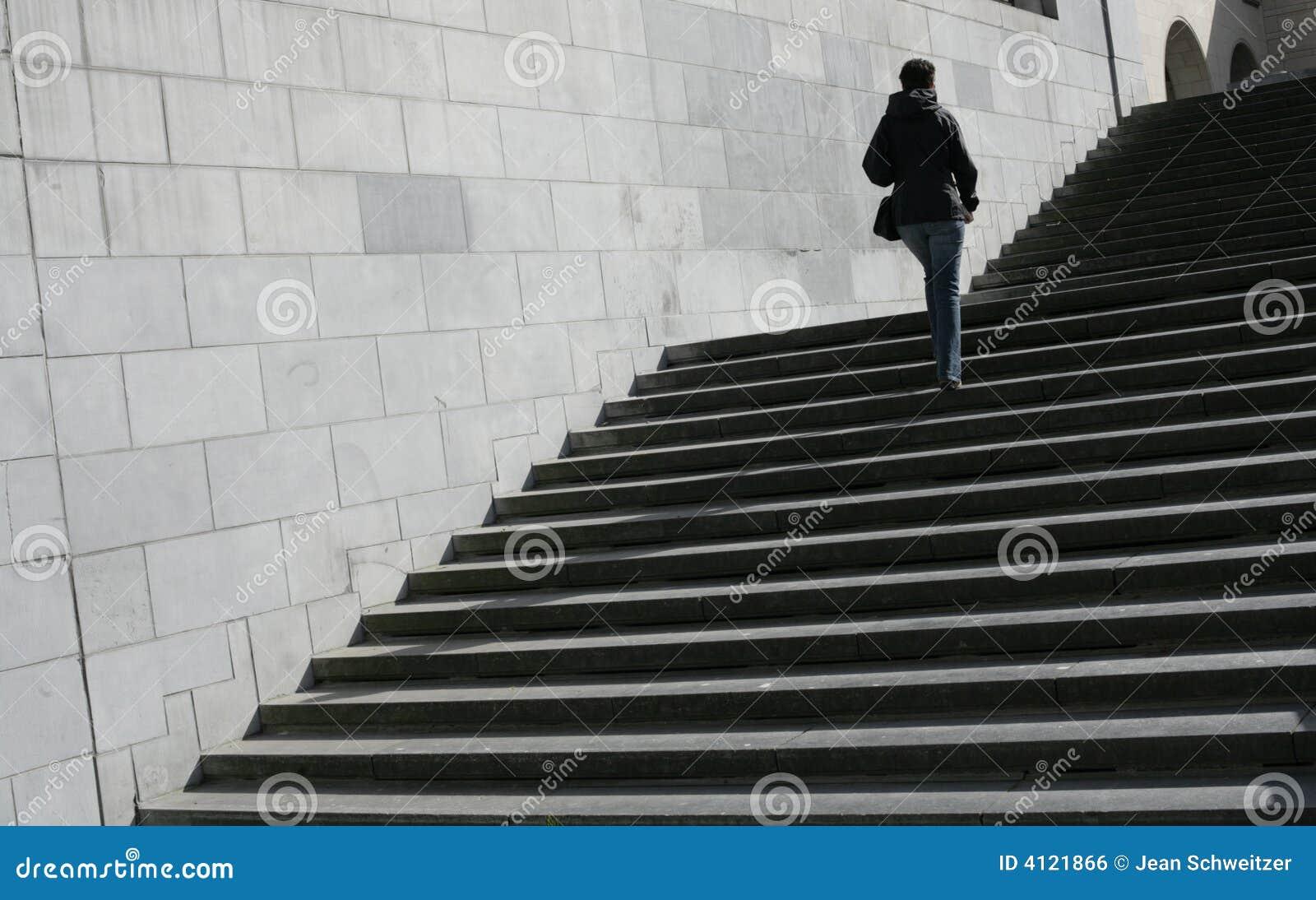 К чему снится идти по ступеням вверх в торговом центре