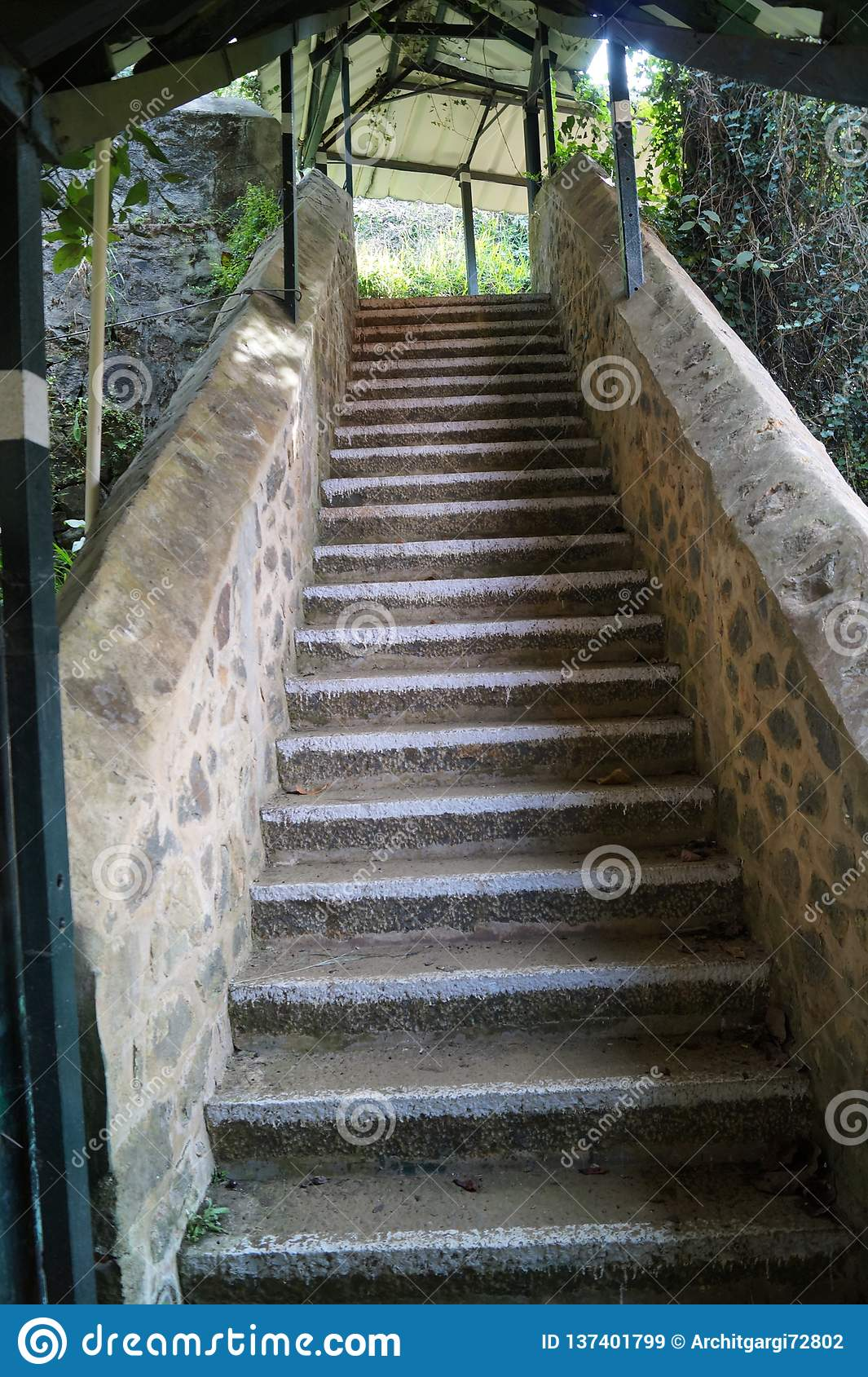 Stairway to heaven in Goregaon