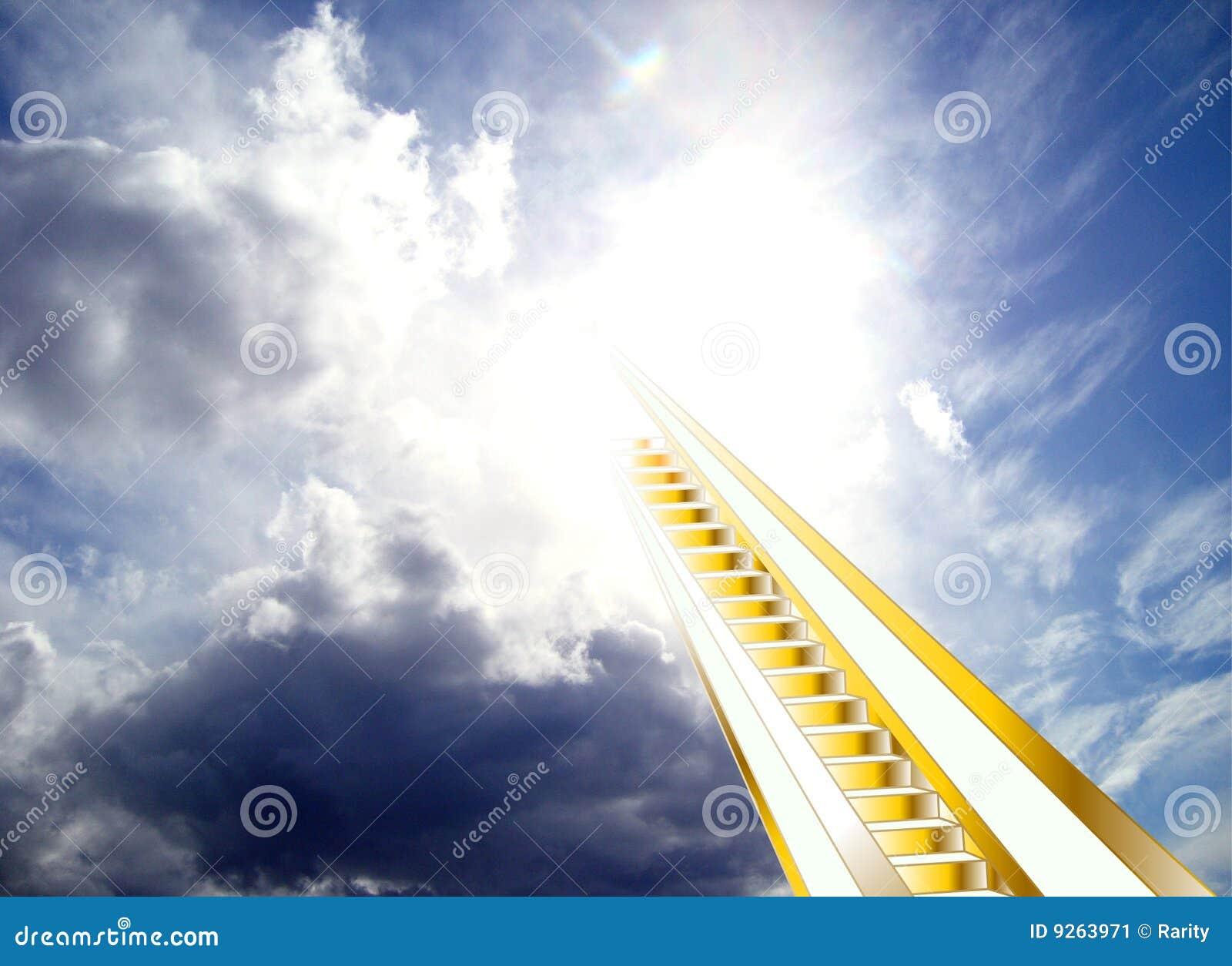Stairway to golden heaven - 5 6