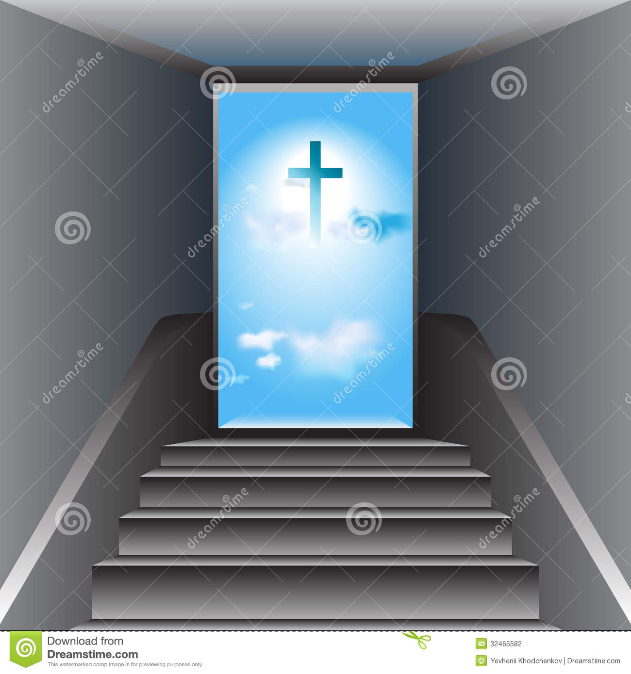 To God. The Cross Of Jesus Christ Stock Photography - Image: 32465582 ...
