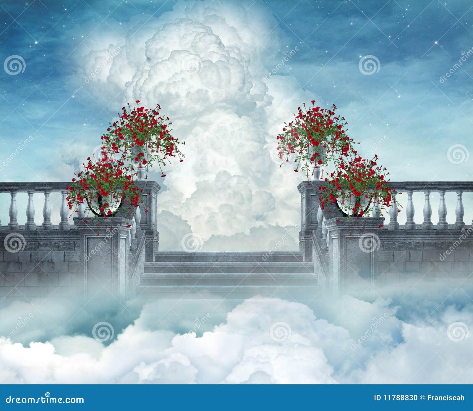 Stairways рая к