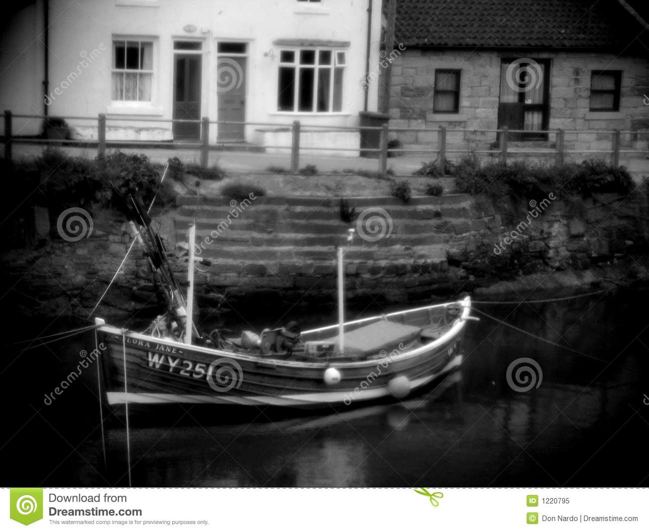 Staithes - Boot #1
