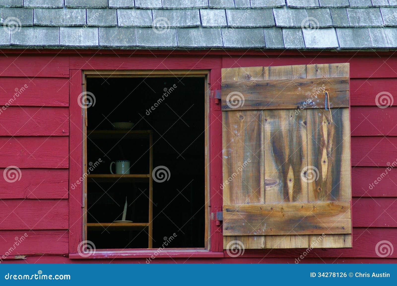 Stajni okno
