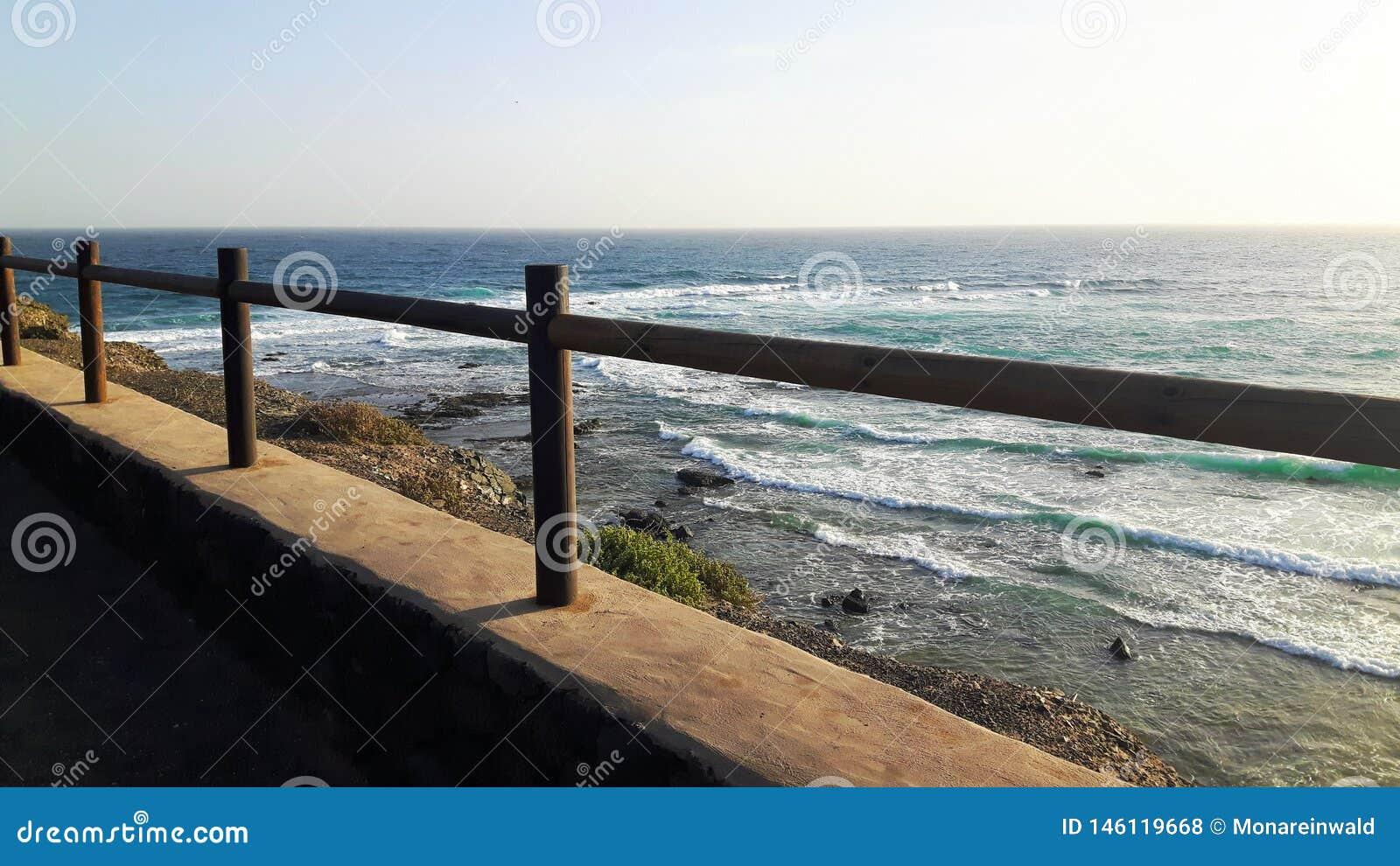 Staket i Lanzarote p? ferie