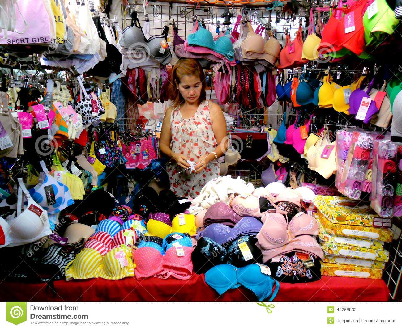 Stall owner selling clothes in taytay rizal philippines for 8 salon taytay rizal