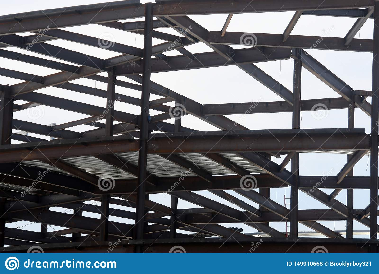 Stalowa budowa