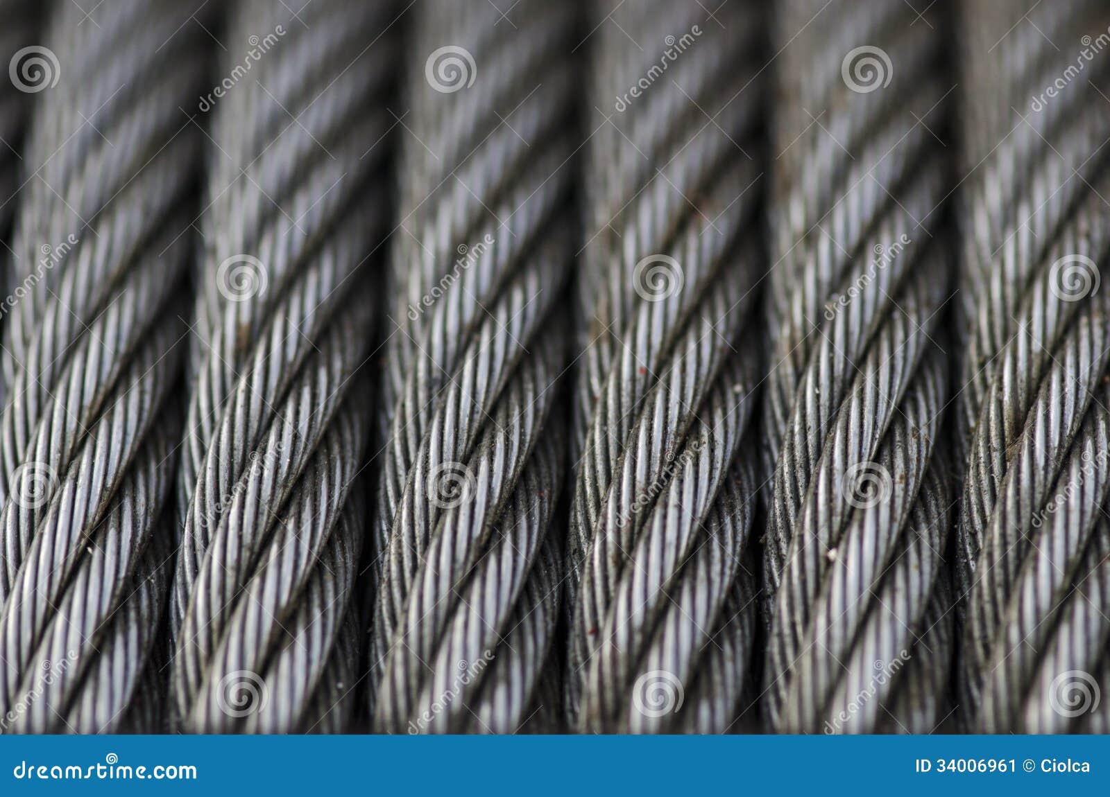 Stalowy drut