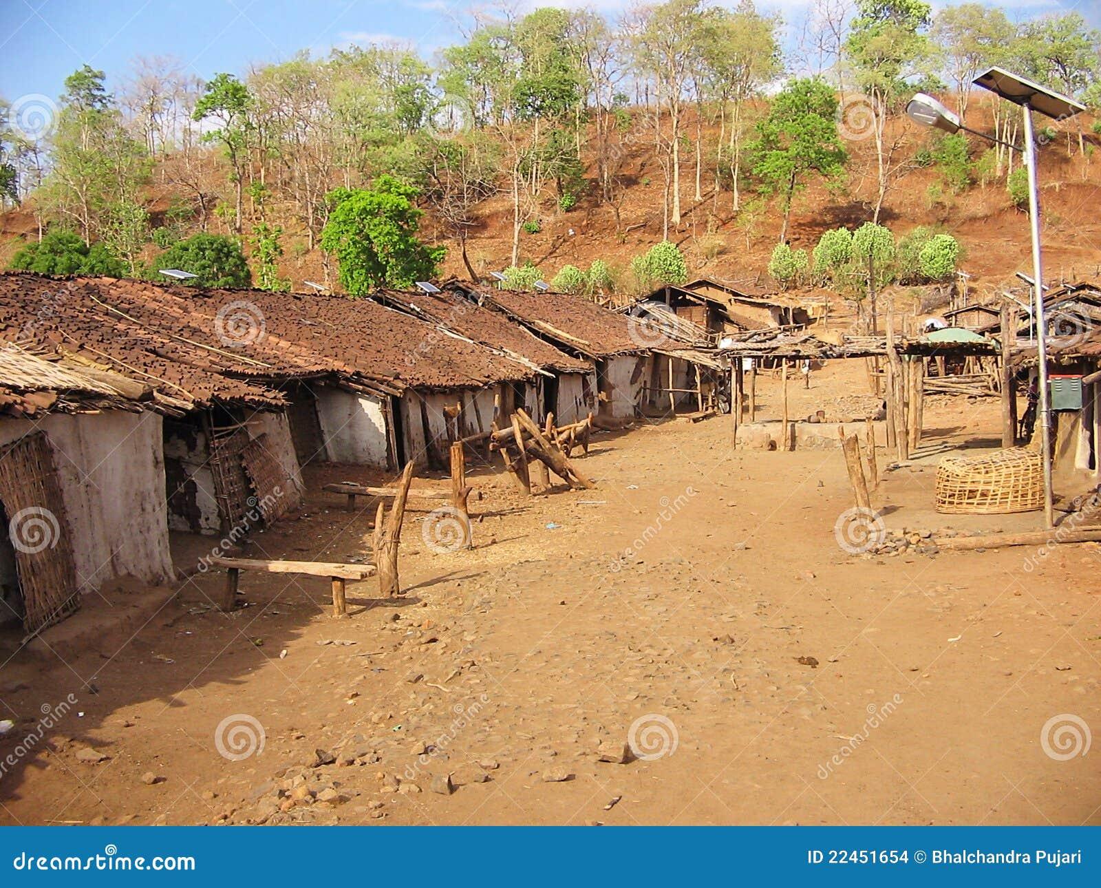 Stammen dorp