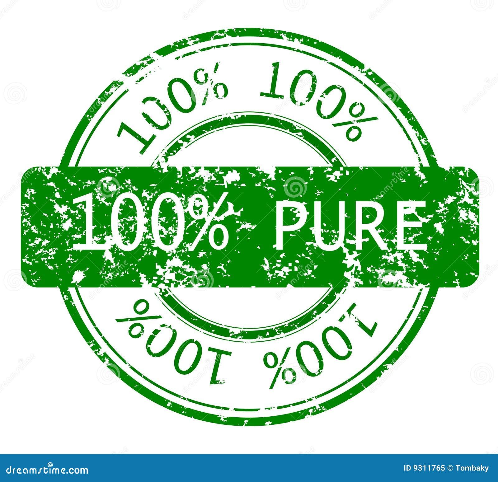 100 percent pure logo dating 3