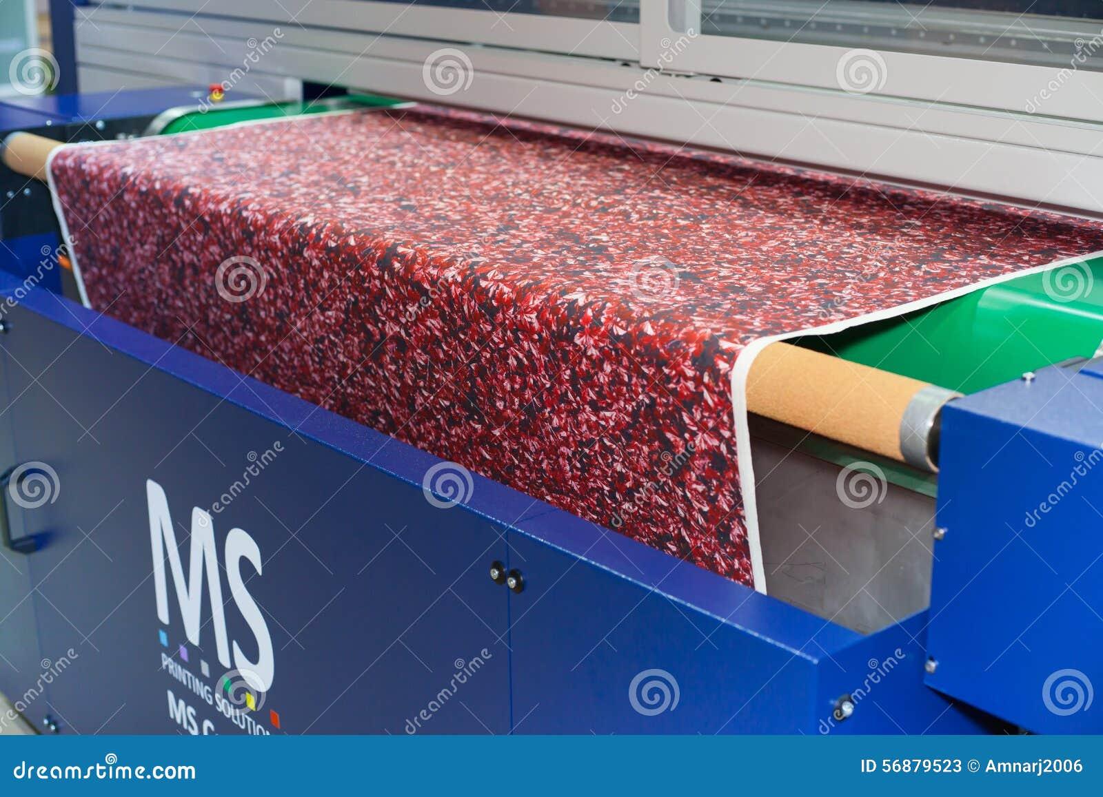 Stampante del tessuto di Digital