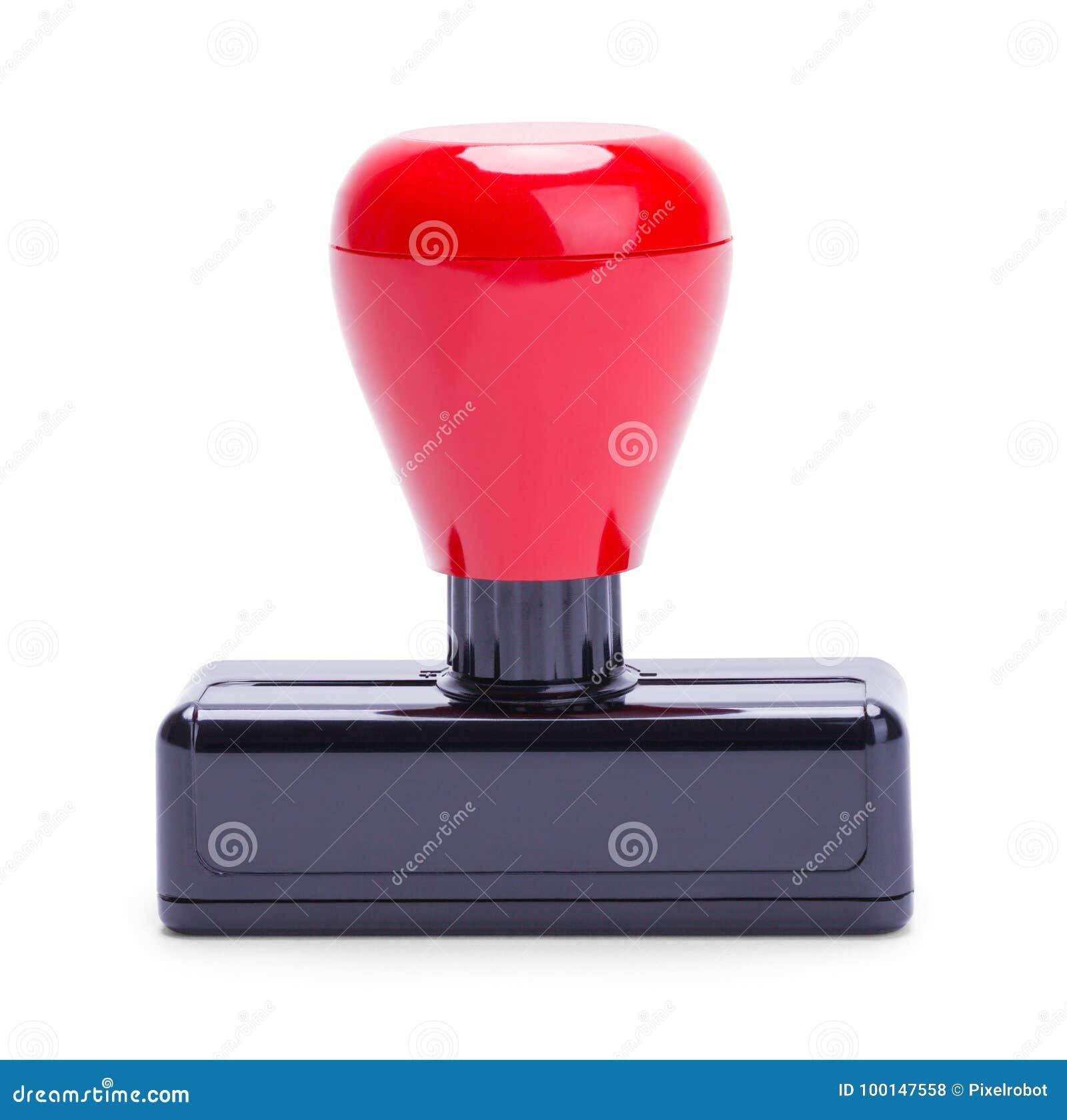 Stamper Red Front