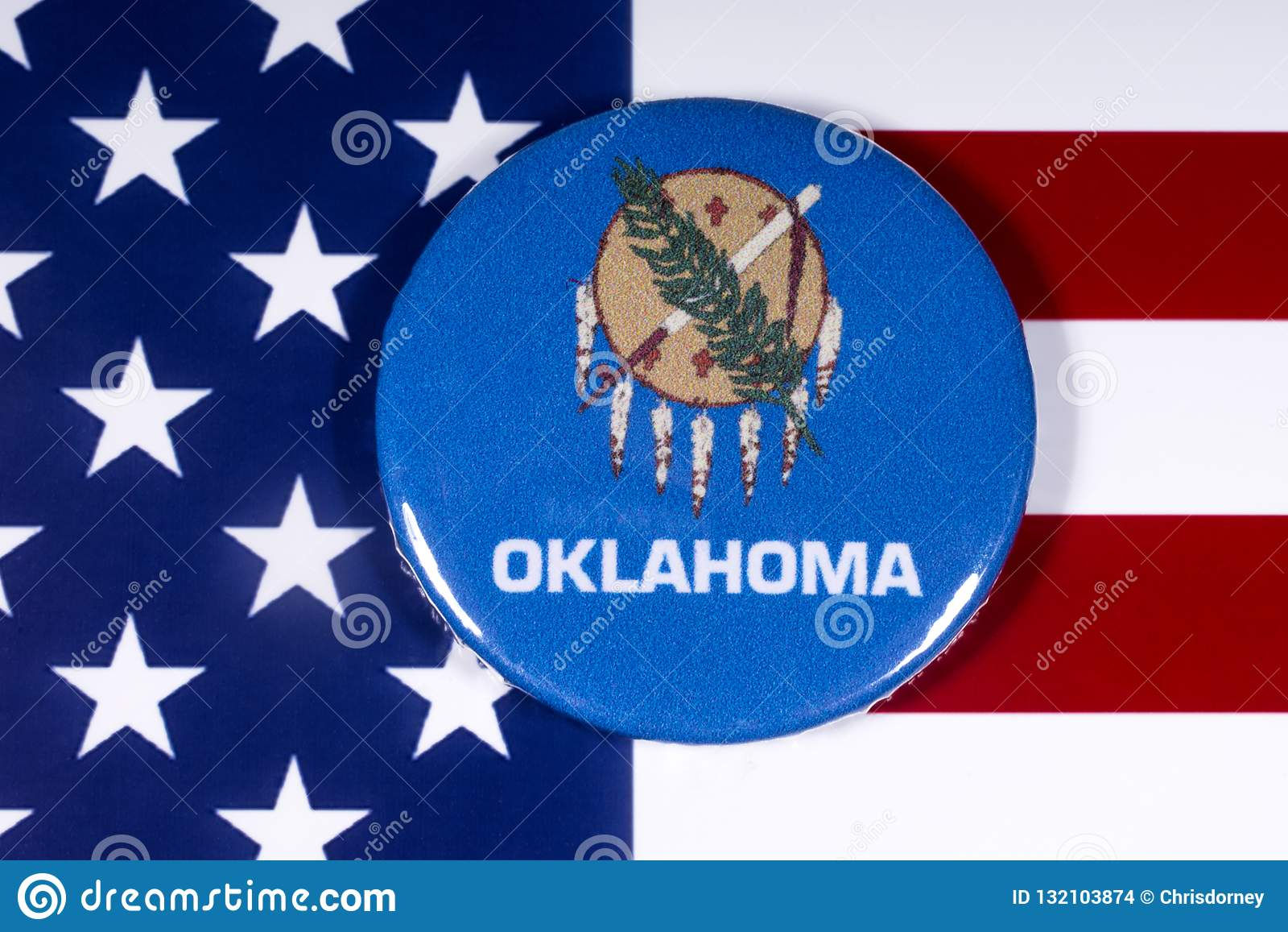 Stan Oklahoma w usa