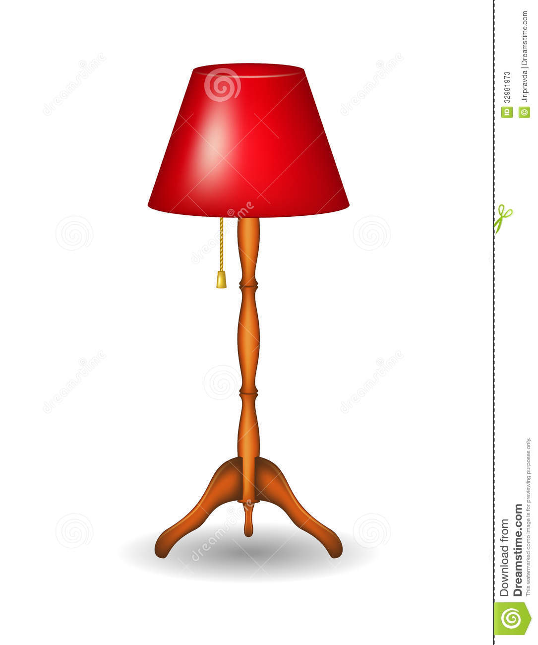 Stand Lamp Stock Photos Image 32981973