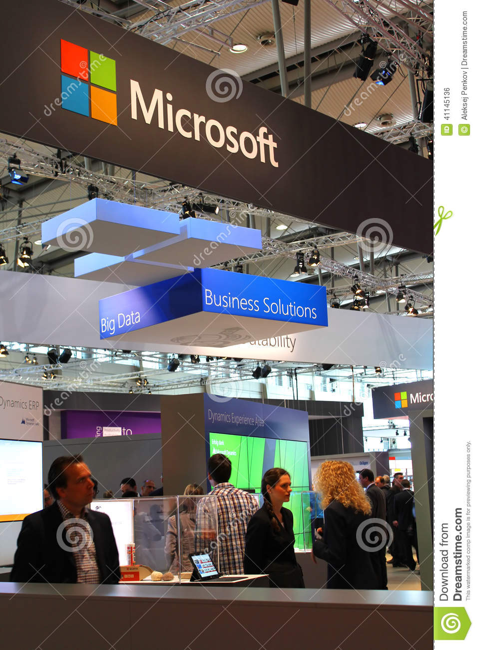 Expo Exhibition Stands Xbox One : The stand of microsoft editorial photo image of exhibition
