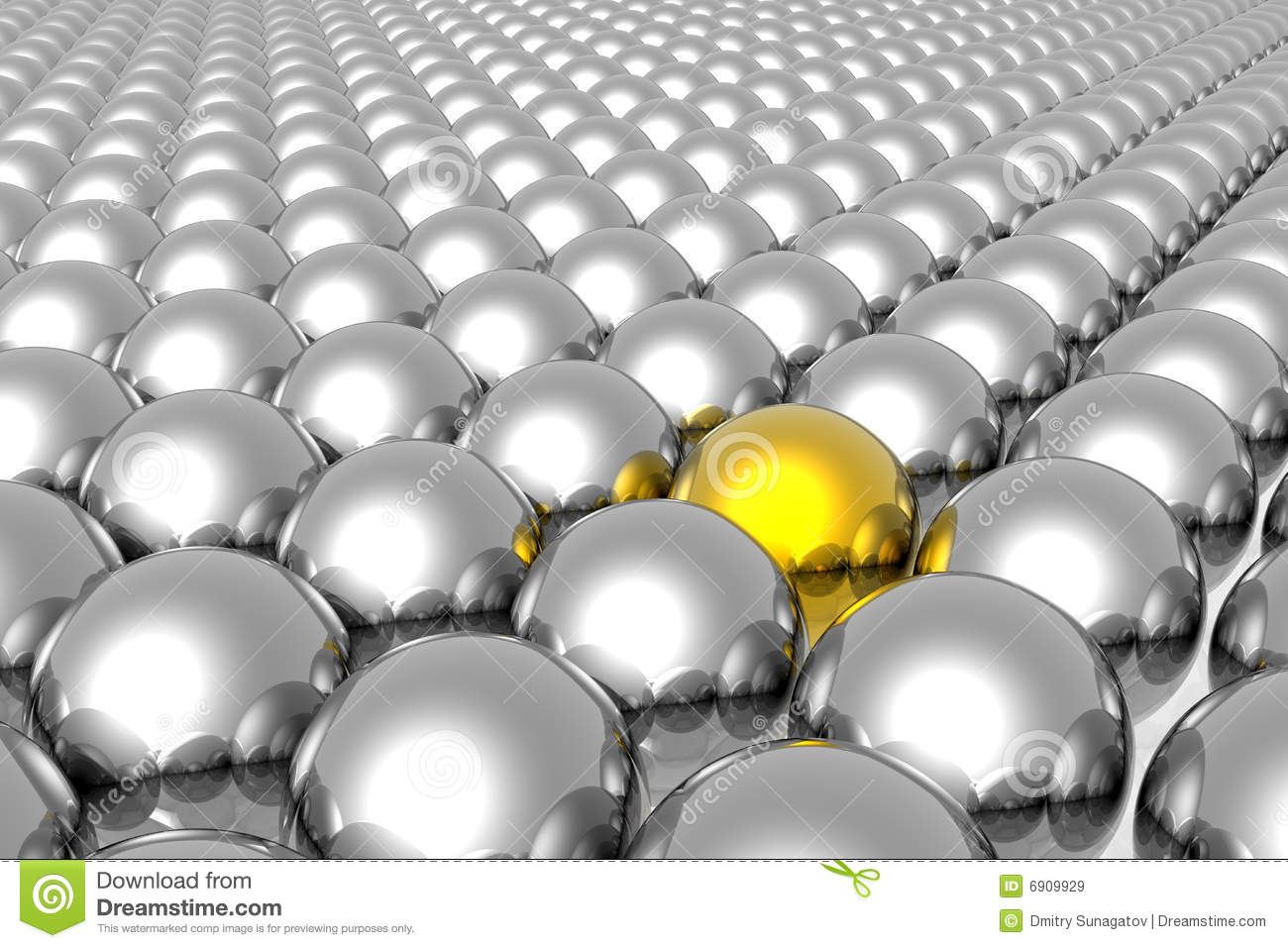 Stand Out From The Crowd Royalty Free Stock Images Image