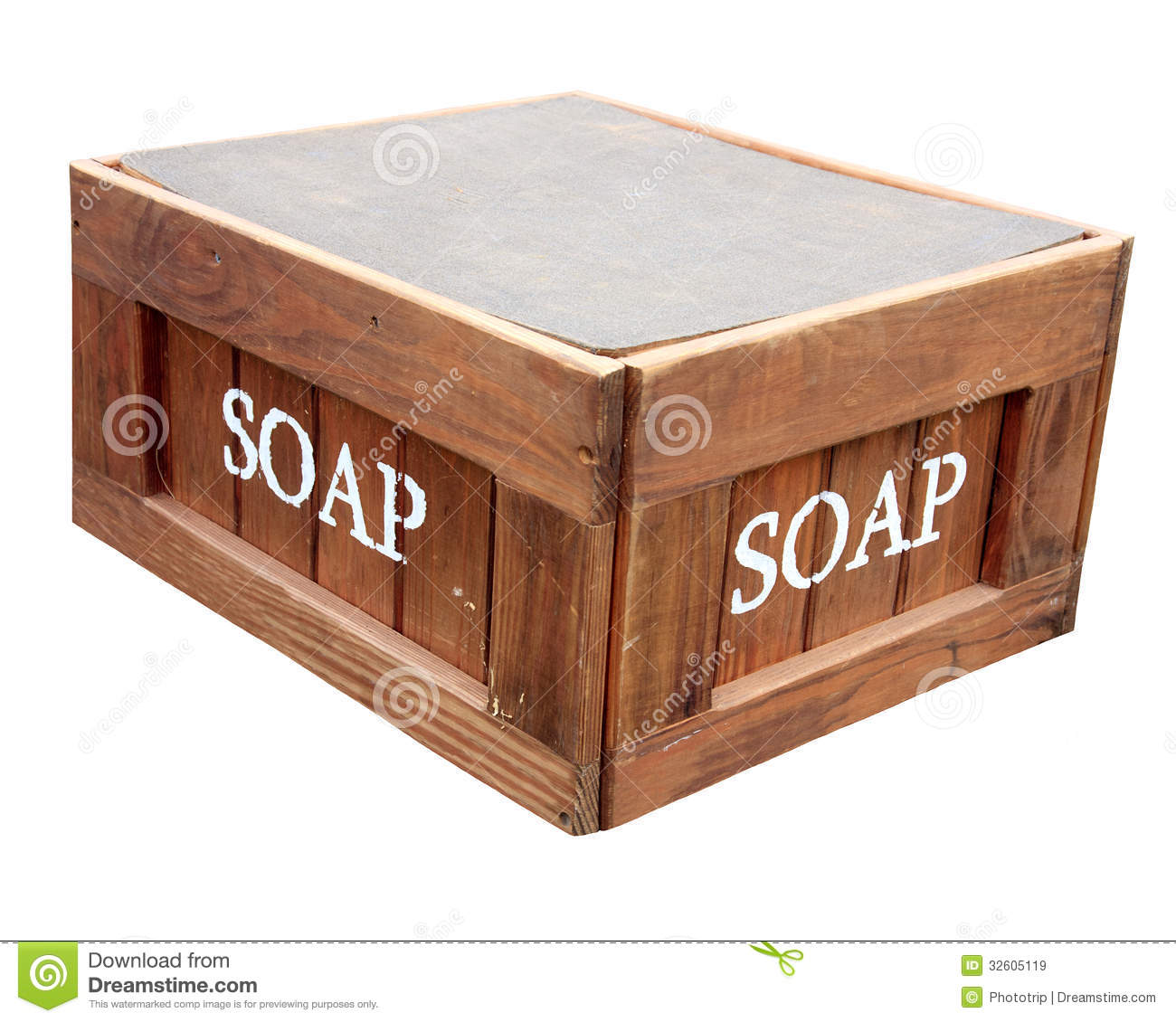 Stand On Your Soapbox Royalty Free Stock Images Image
