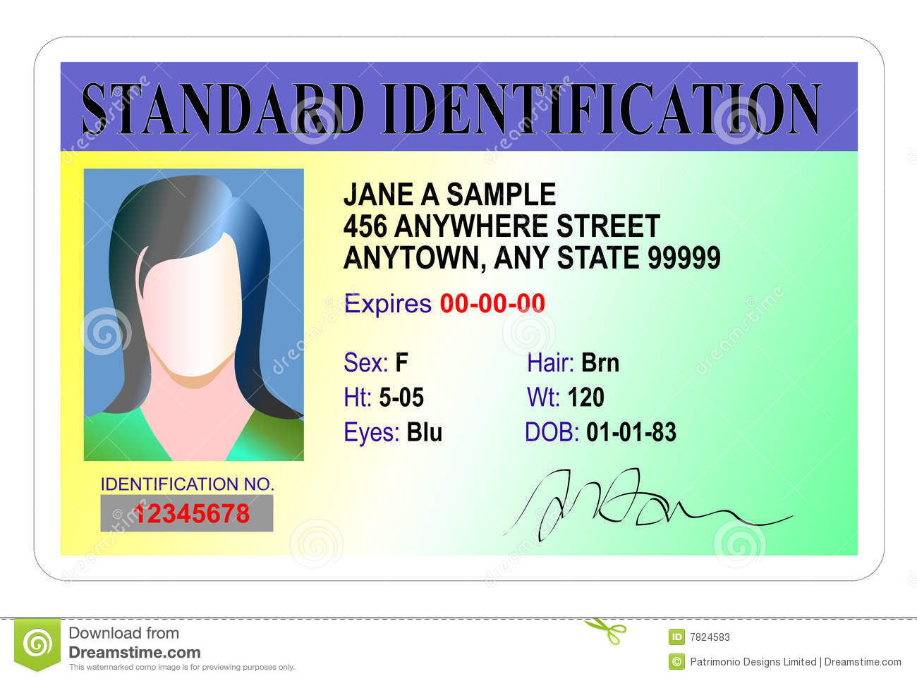 Student Photo Id Card To Travel In United States