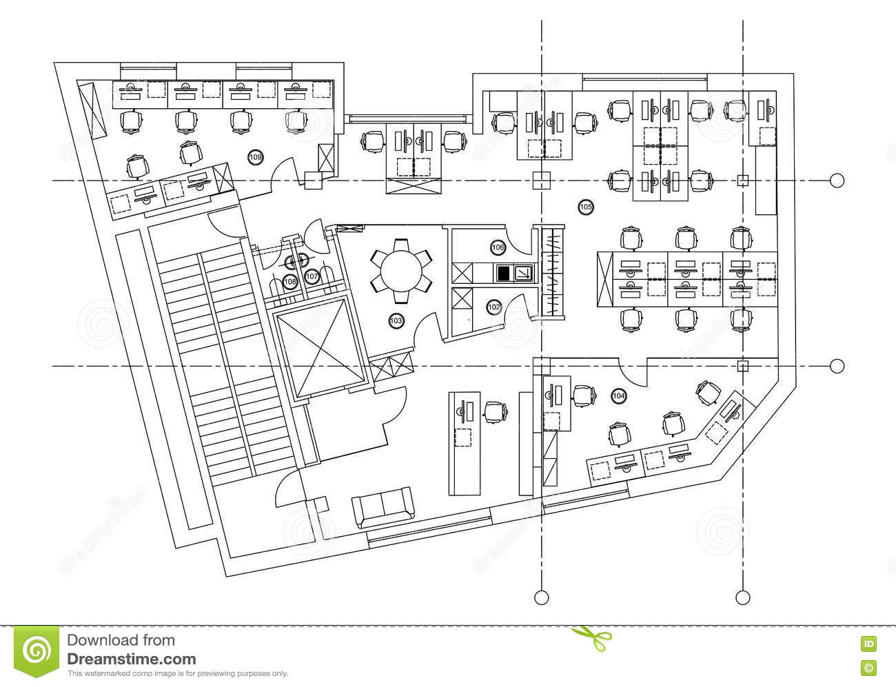 office furniture plans. Download Comp Office Furniture Plans