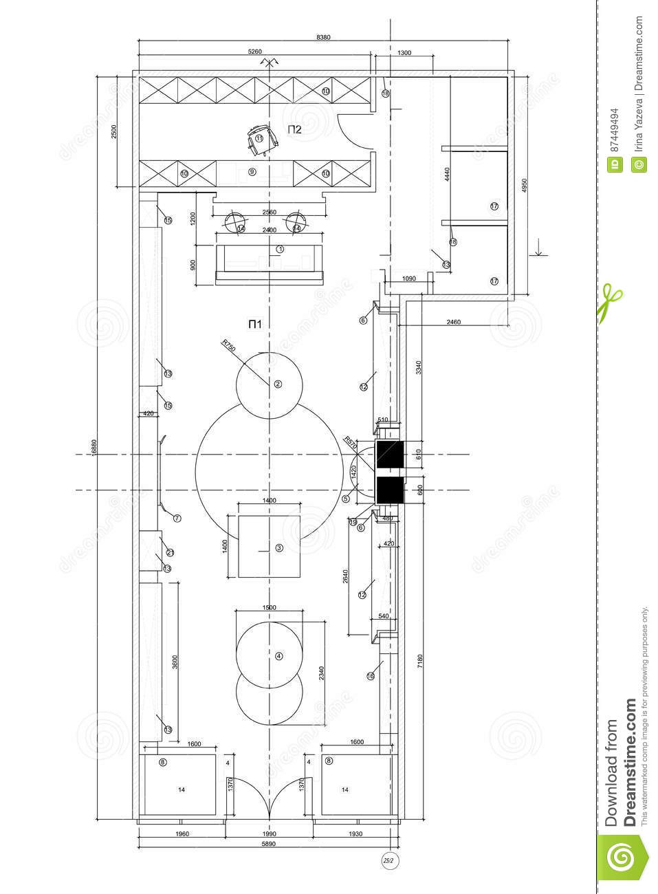 drawing furniture plans. Standard Furniture Symbols Used In Architecture Plans Icons Set, Office  Planning Icon Graphic Design Elements. Small Shop Room - Top View . Drawing N