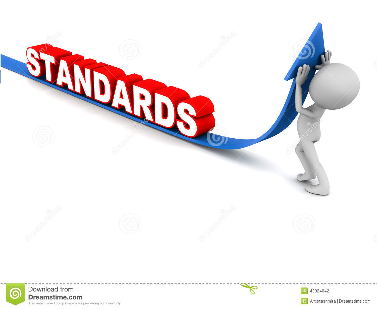 Rising standards conce...