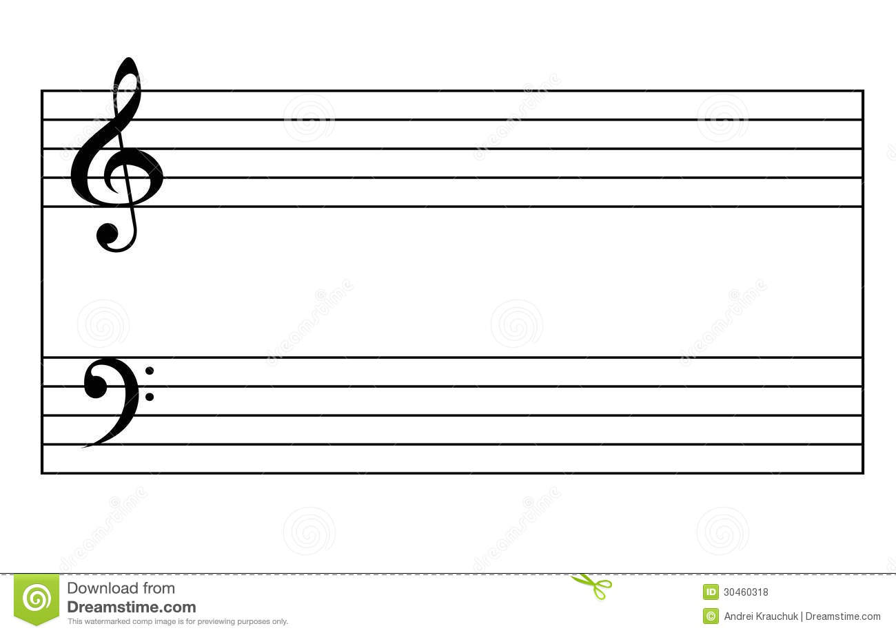 stave in music