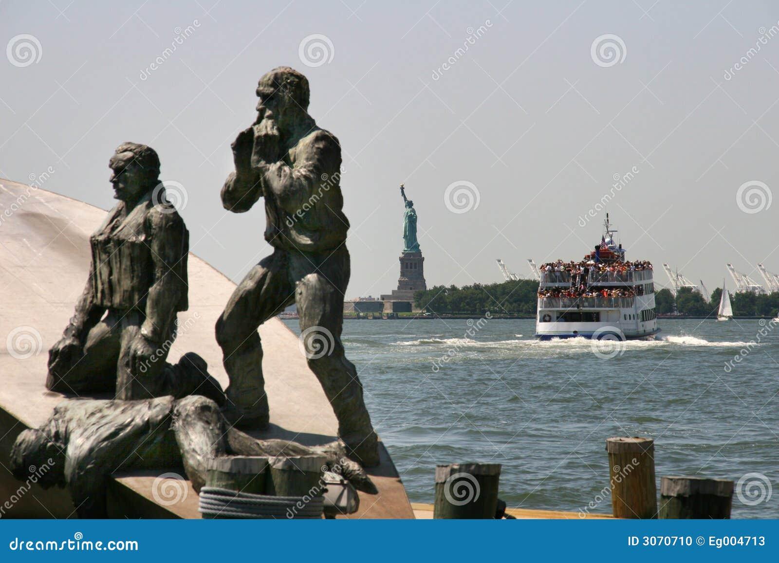 Standbeeld van Vrijheid op Vrijheid