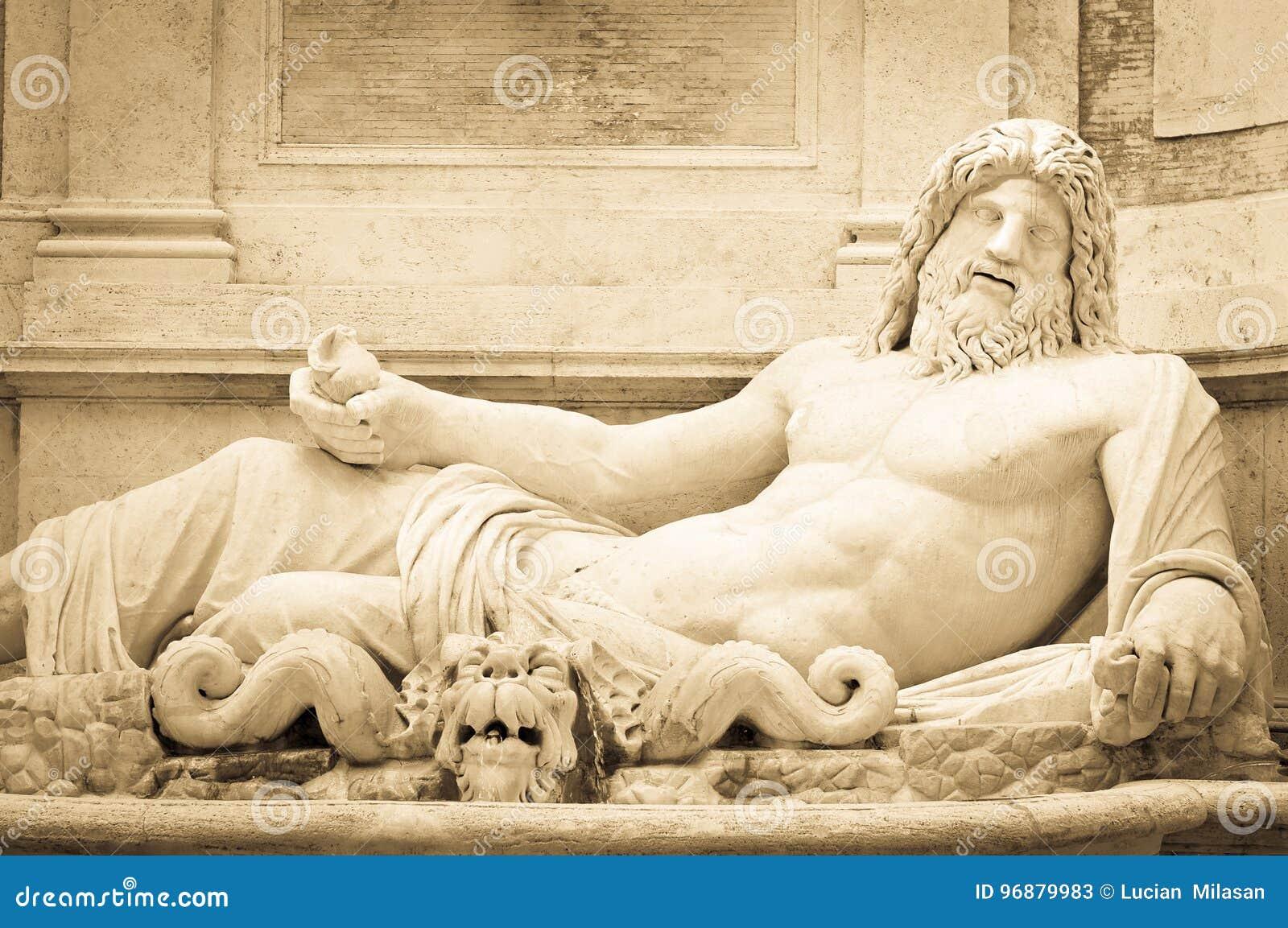 Standbeeld van Zeus