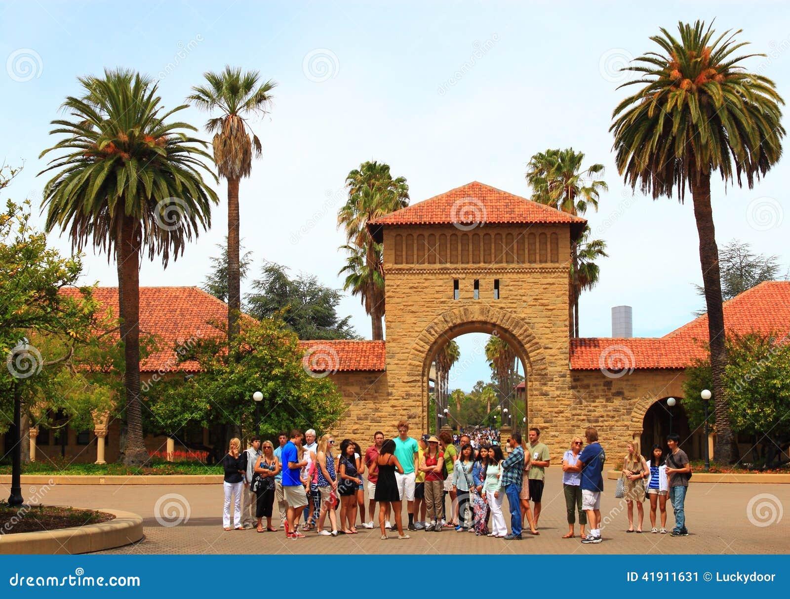 Stanford University Campus Tour
