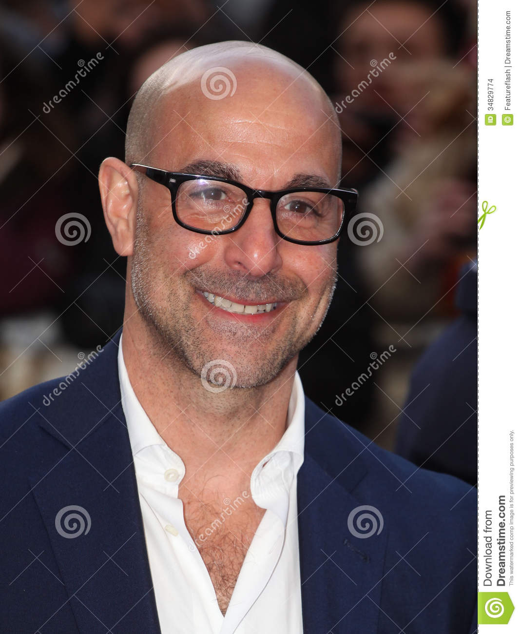 Stanley Tucci Stanley Tucci Editorial Stock