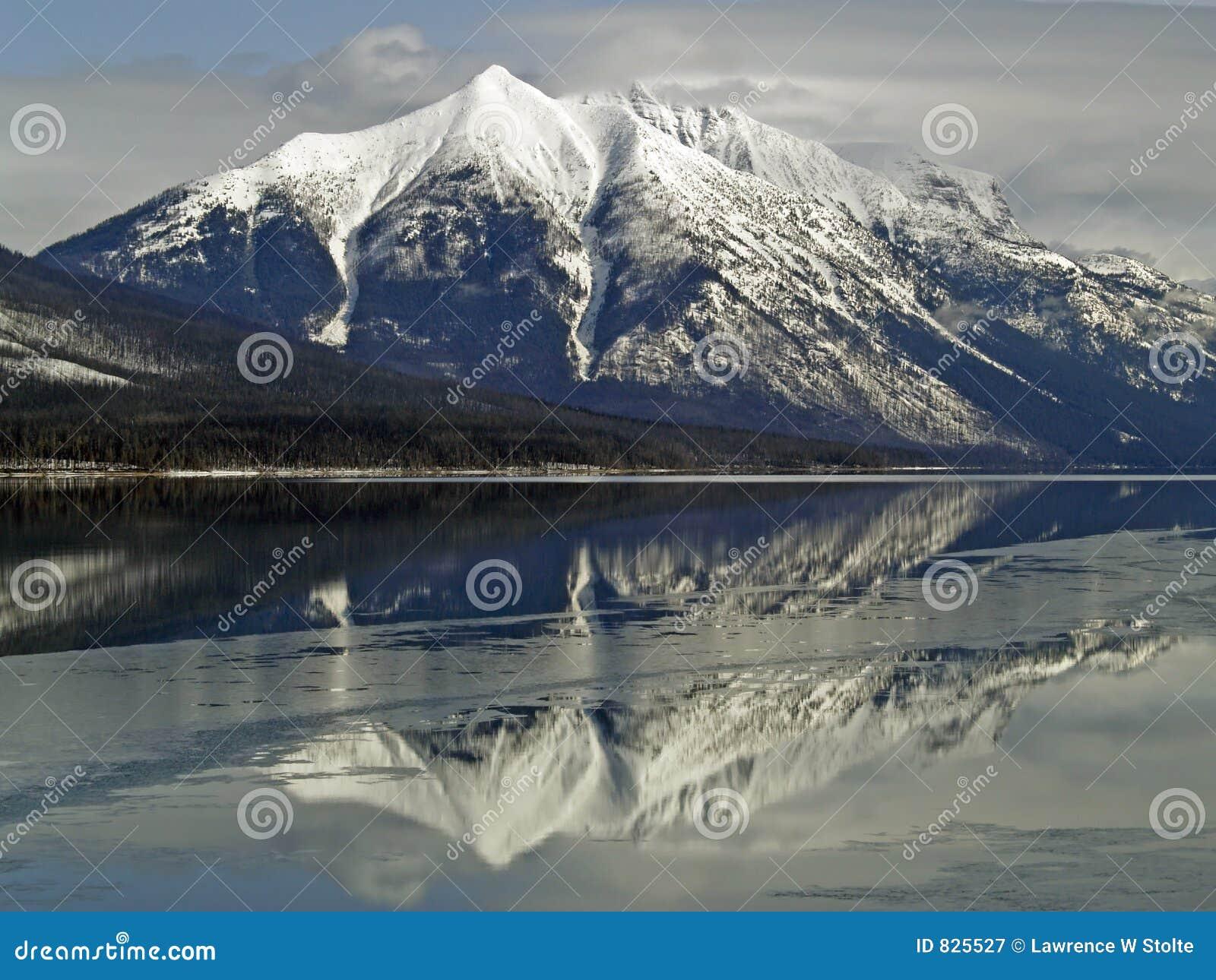 Stanton Mountain Reflection