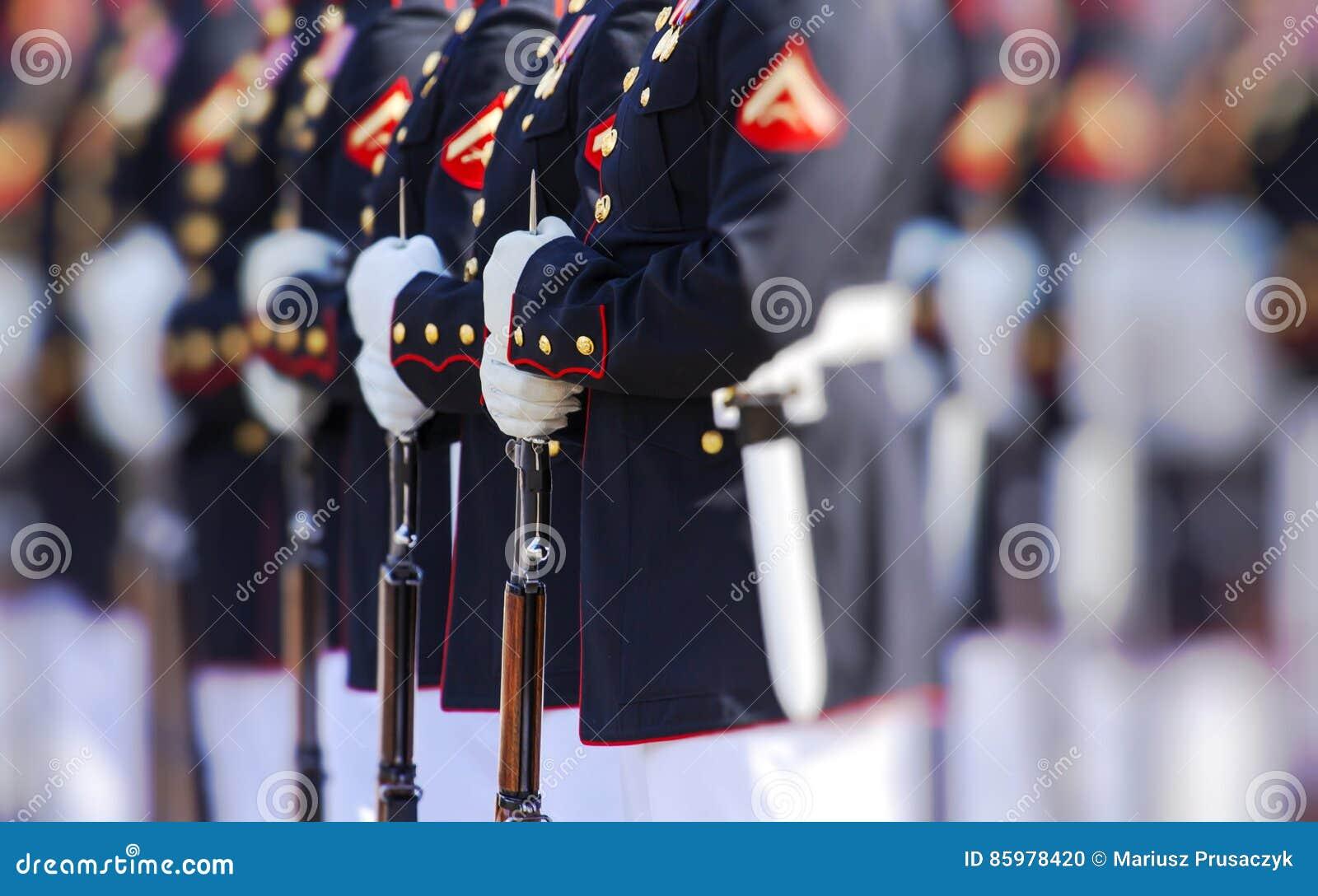 Stany Zjednoczone korpusy piechoty morskiej
