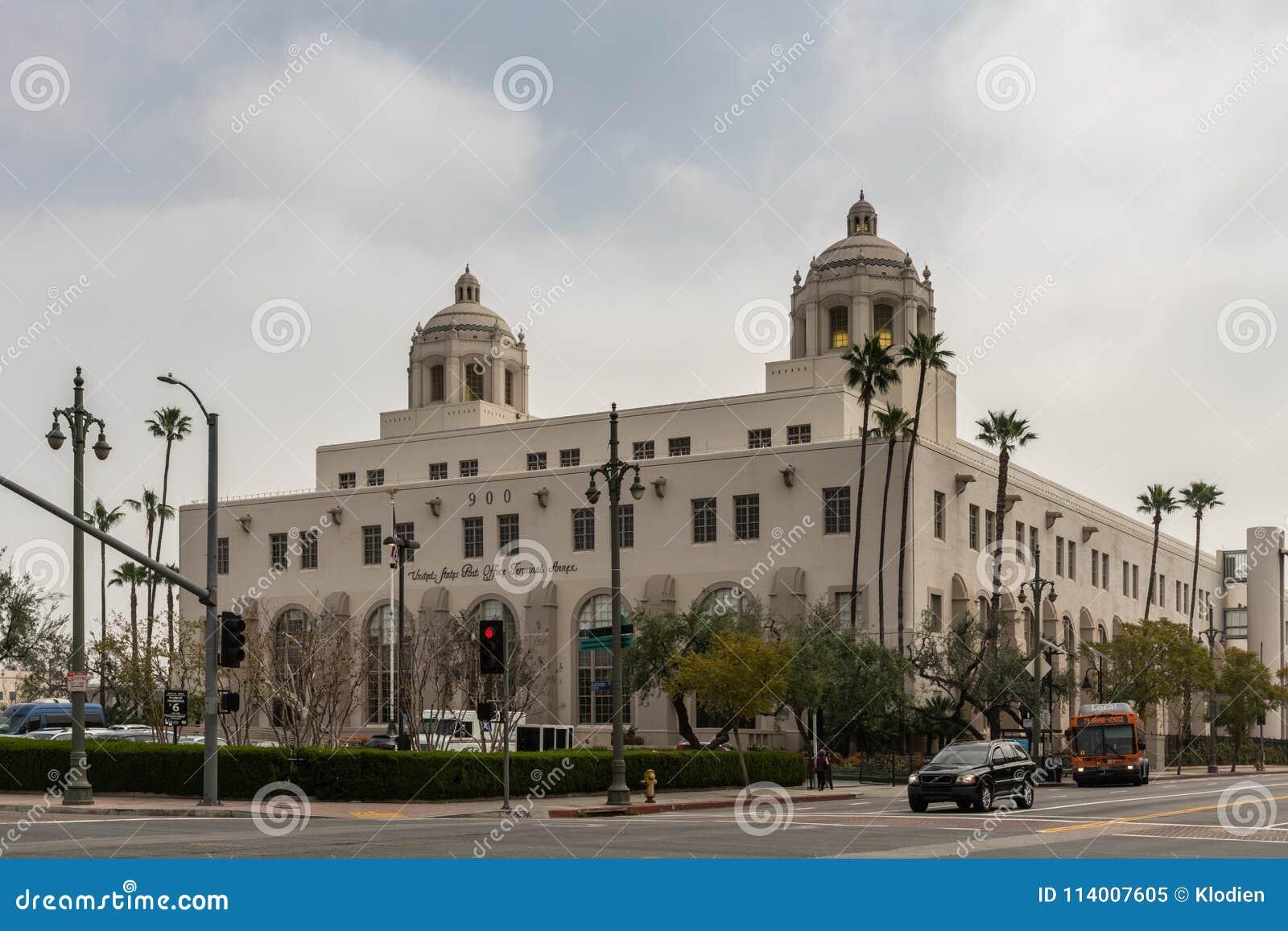 Stany Zjednoczone urzędu pocztowego Terminal, Los Angeles Kalifornia