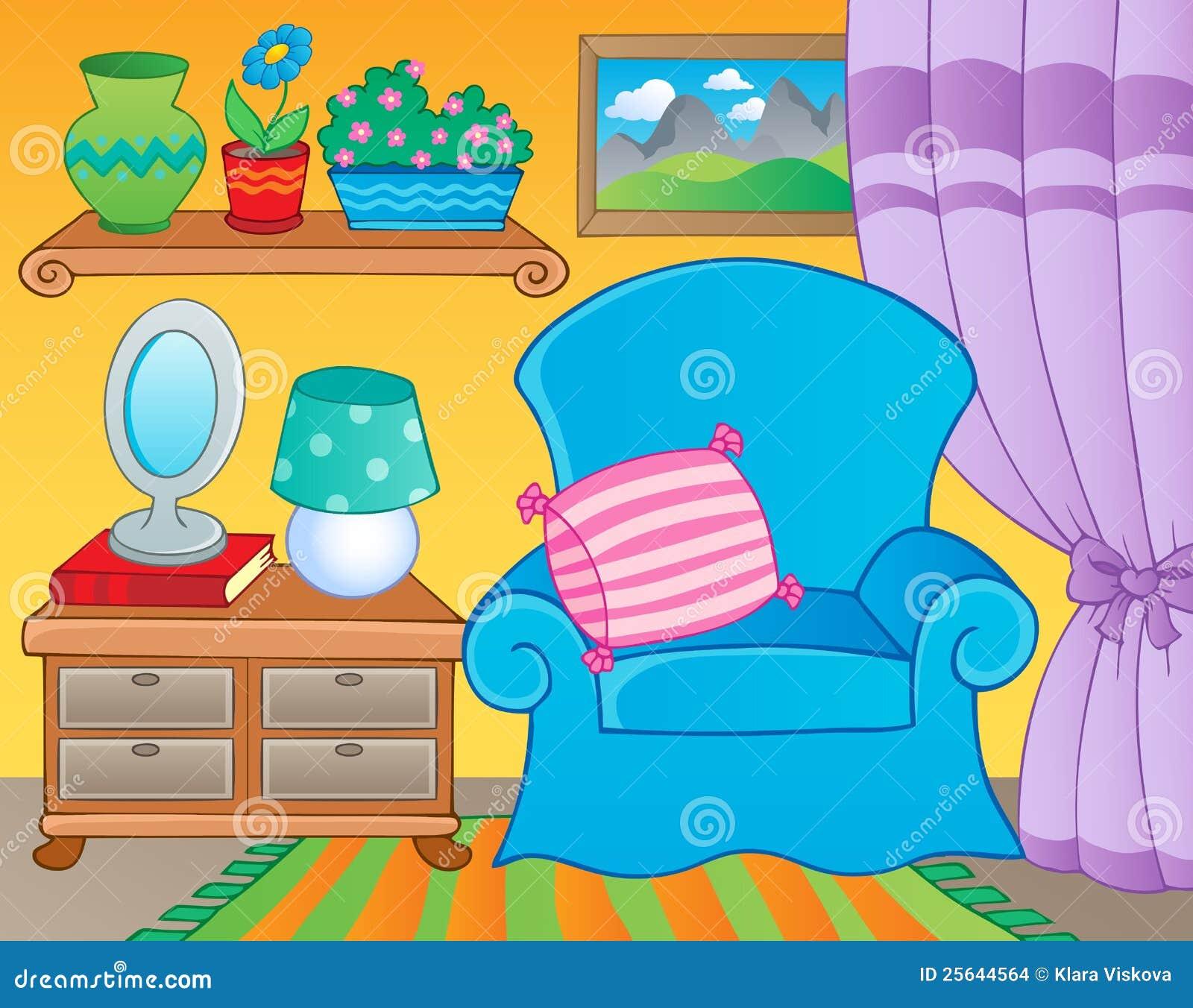 Stanza con l 39 immagine 2 di tema della mobilia for Mobilia theme