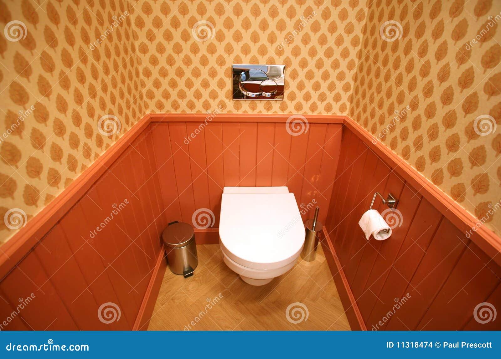 Stanza da bagno fotografia stock immagine di decorazione for Stanza da bagno
