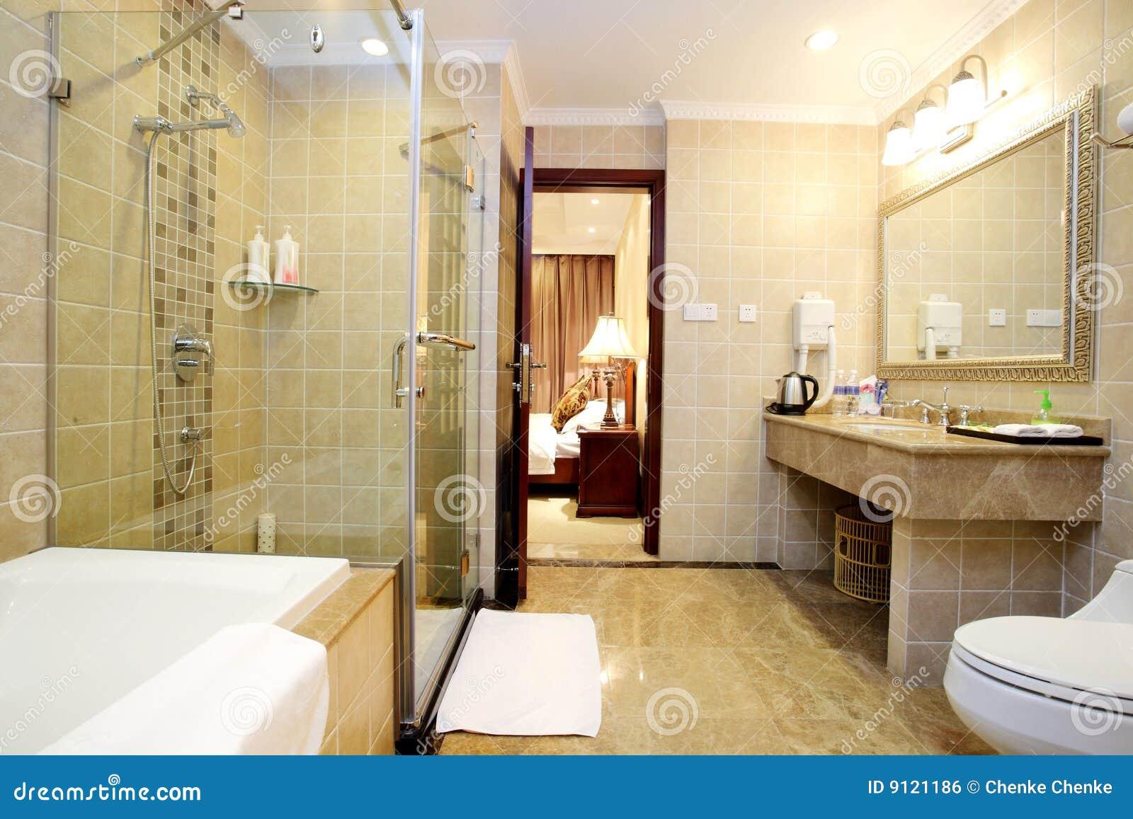 Stanza da bagno fotografia stock immagine di bathroom for Stanza da bagno