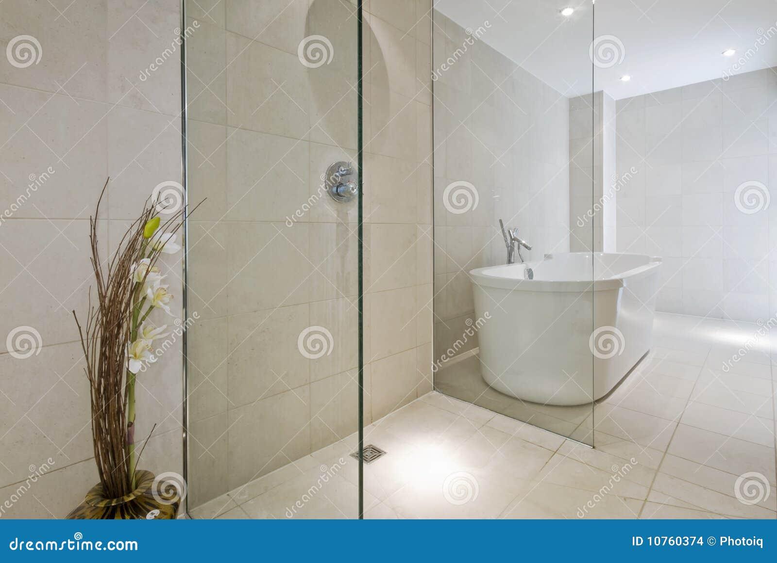 Stanza Da Bagno Di Lusso Immagini Stock - Immagine: 10760374