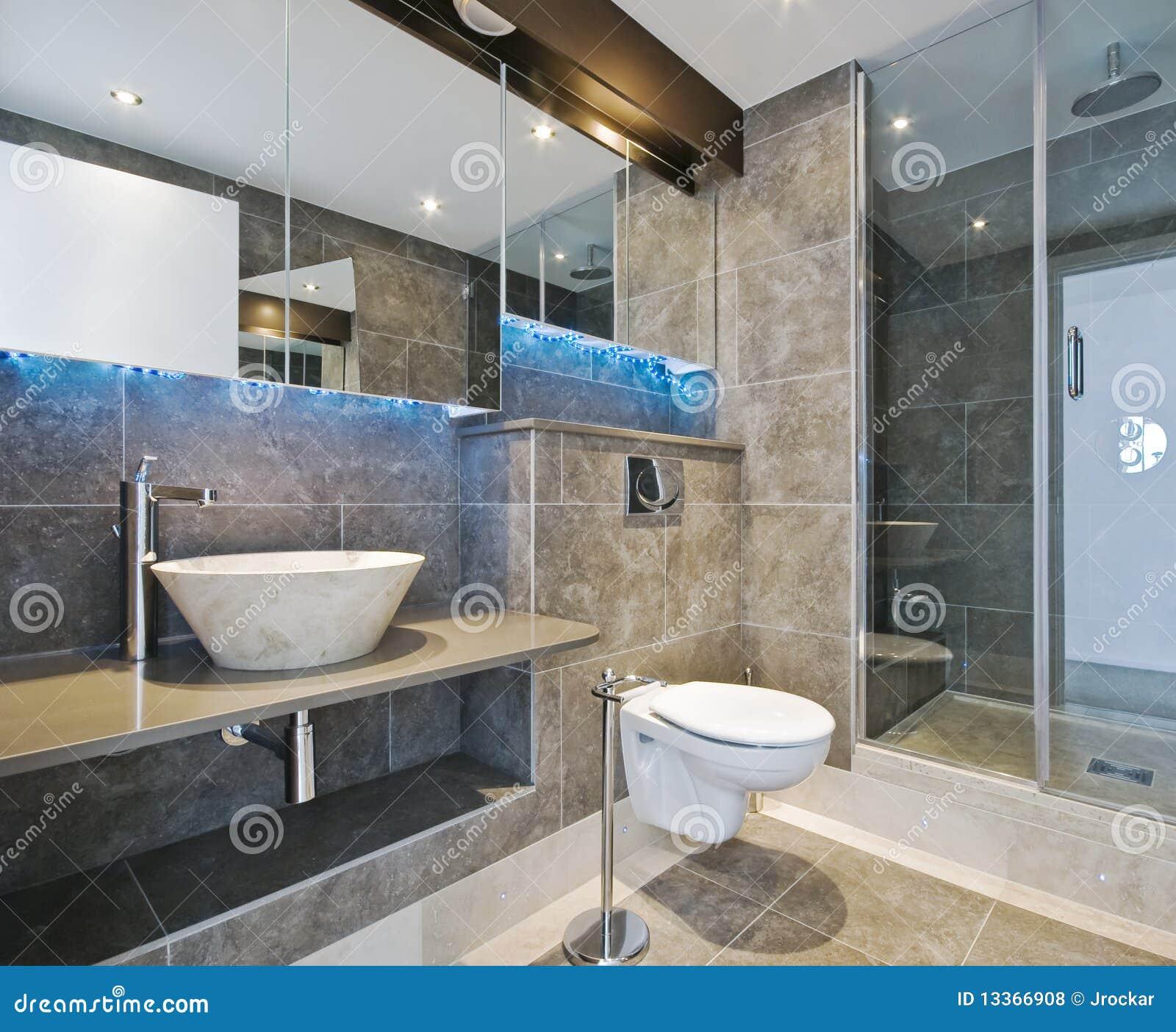 Stanza da bagno di lusso fotografia stock. Immagine di ... on Stanza Da Bagno  id=33514