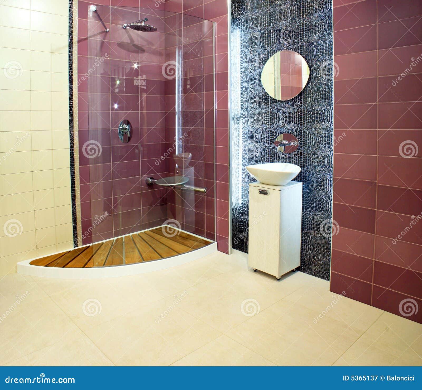 Tibonianet - Piastrelle bagno viola ...