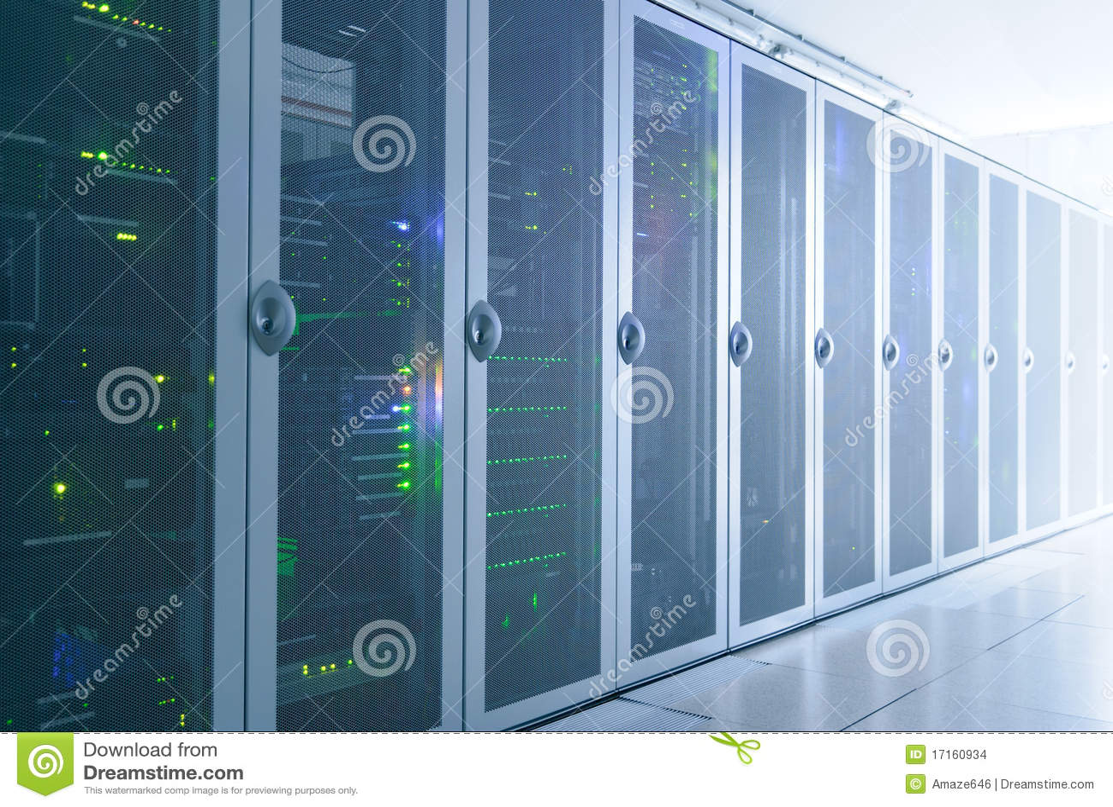 Stanza del server