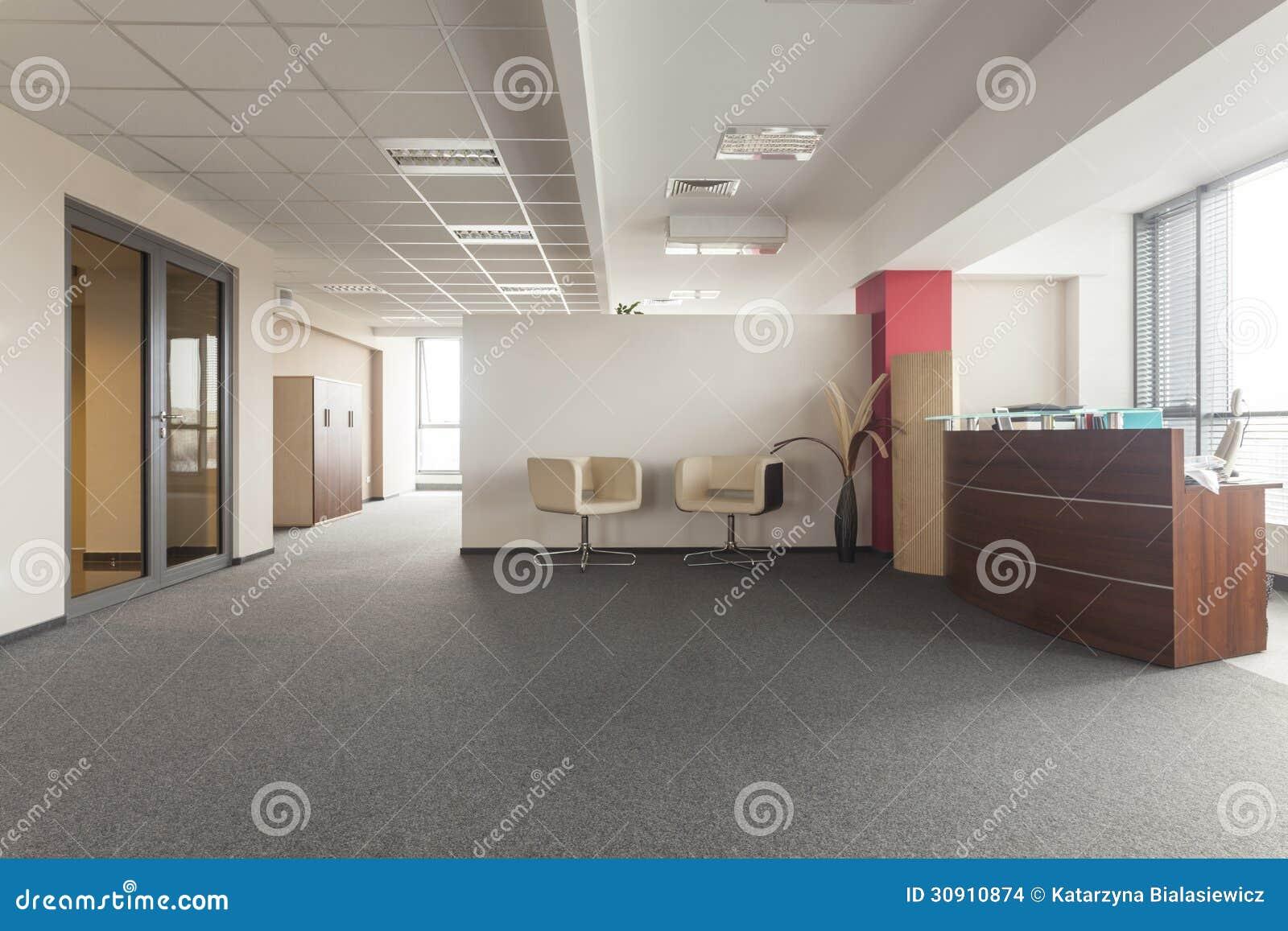 Stanza dell 39 ufficio fotografia stock immagine di foto for Stanza in ufficio