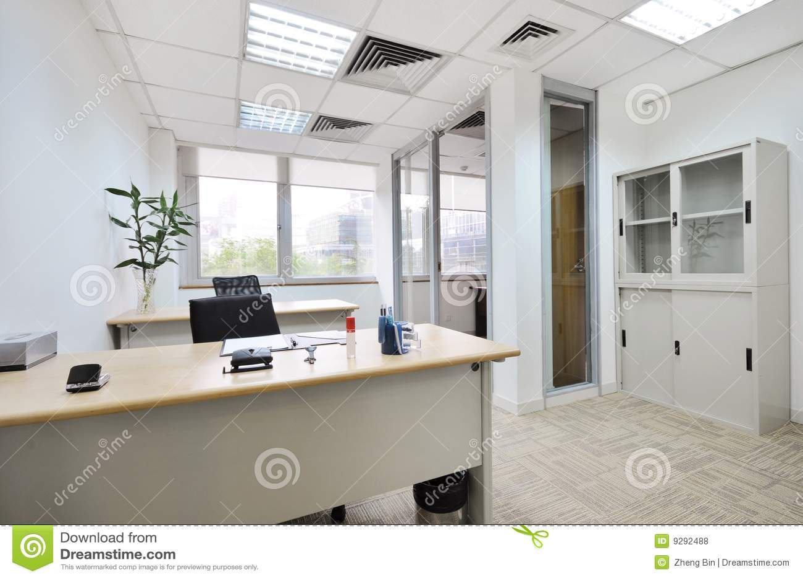 Stanza dell ufficio