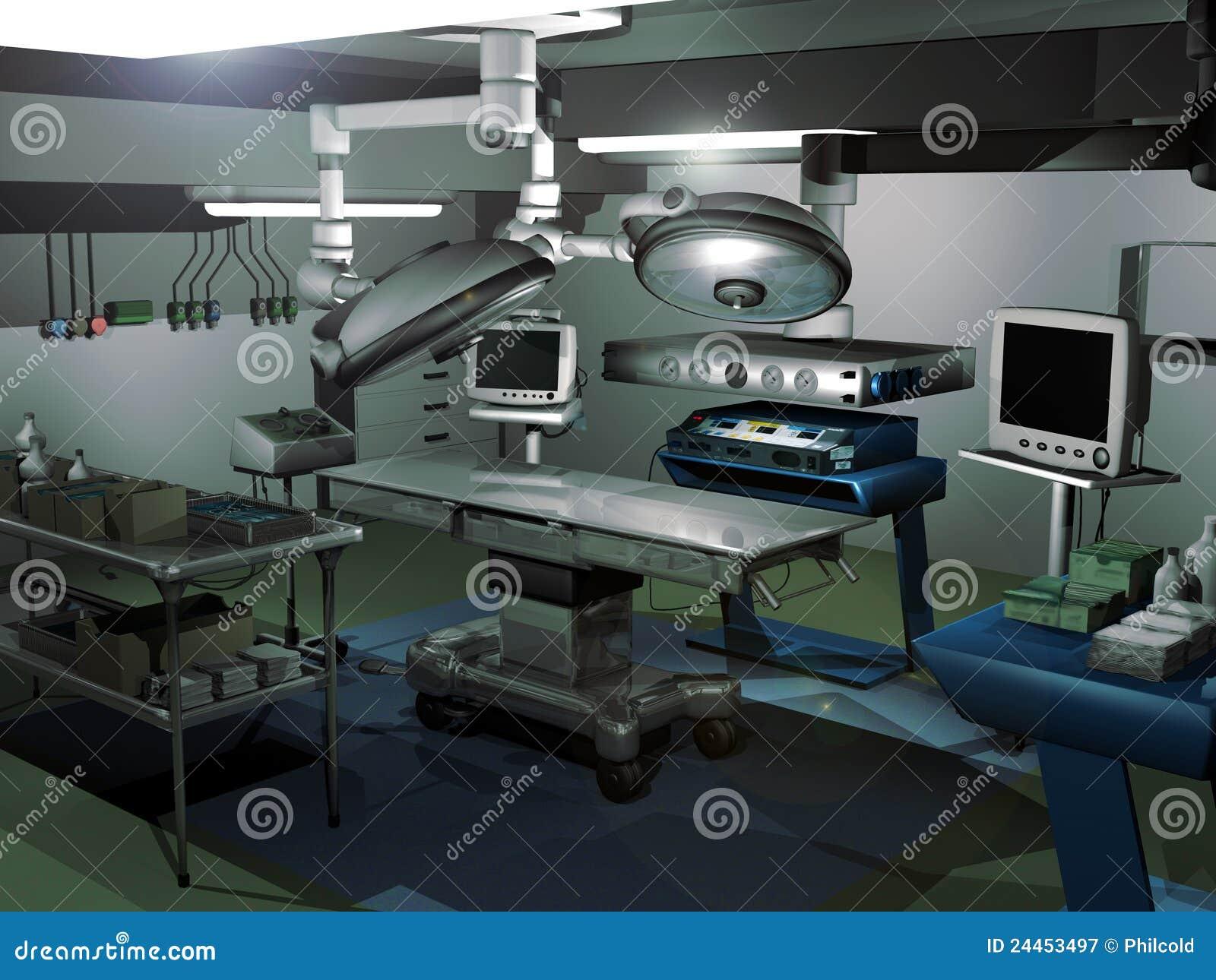 Stanza di chirurgia