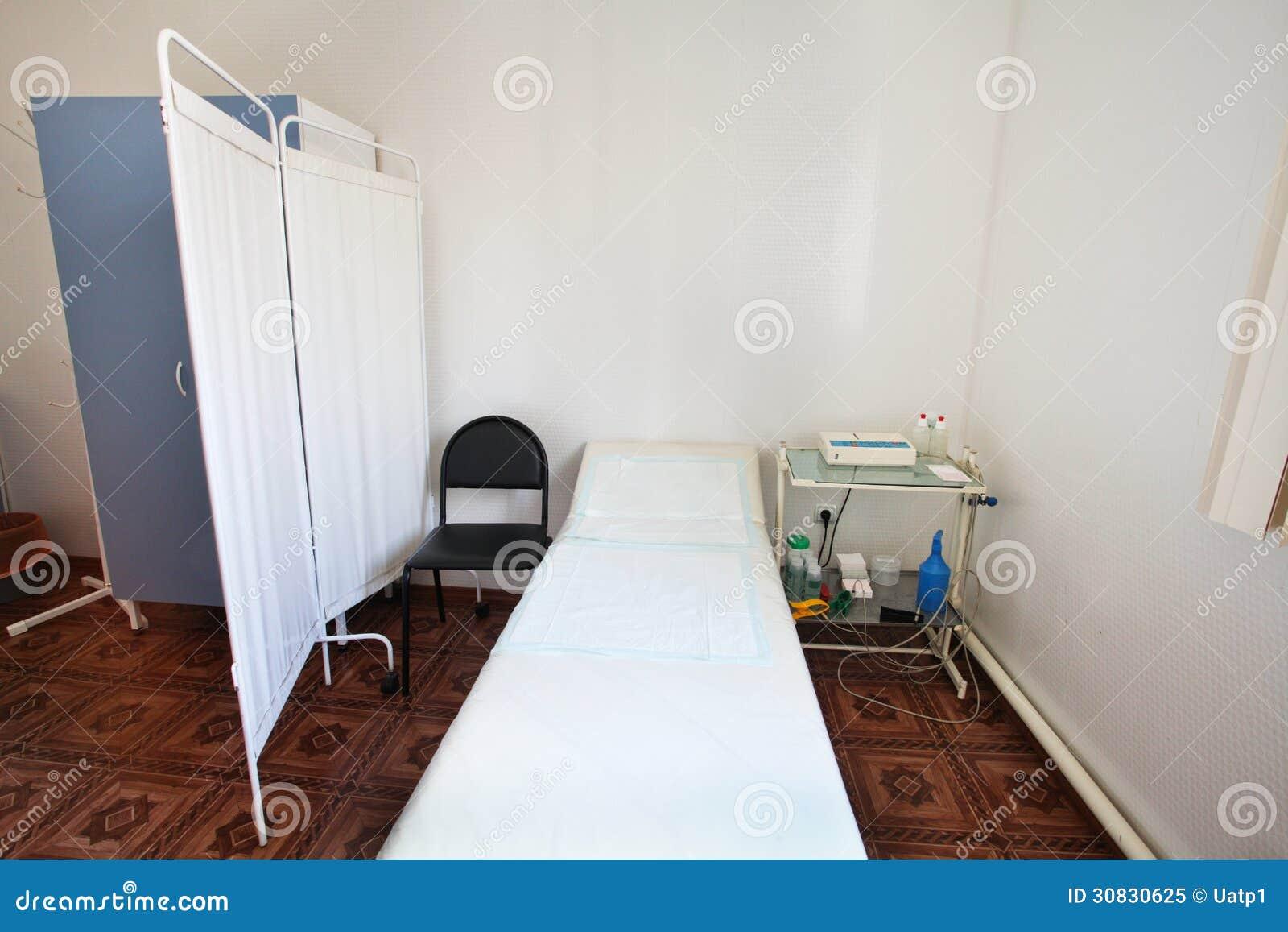 Stanza di consulto di medico