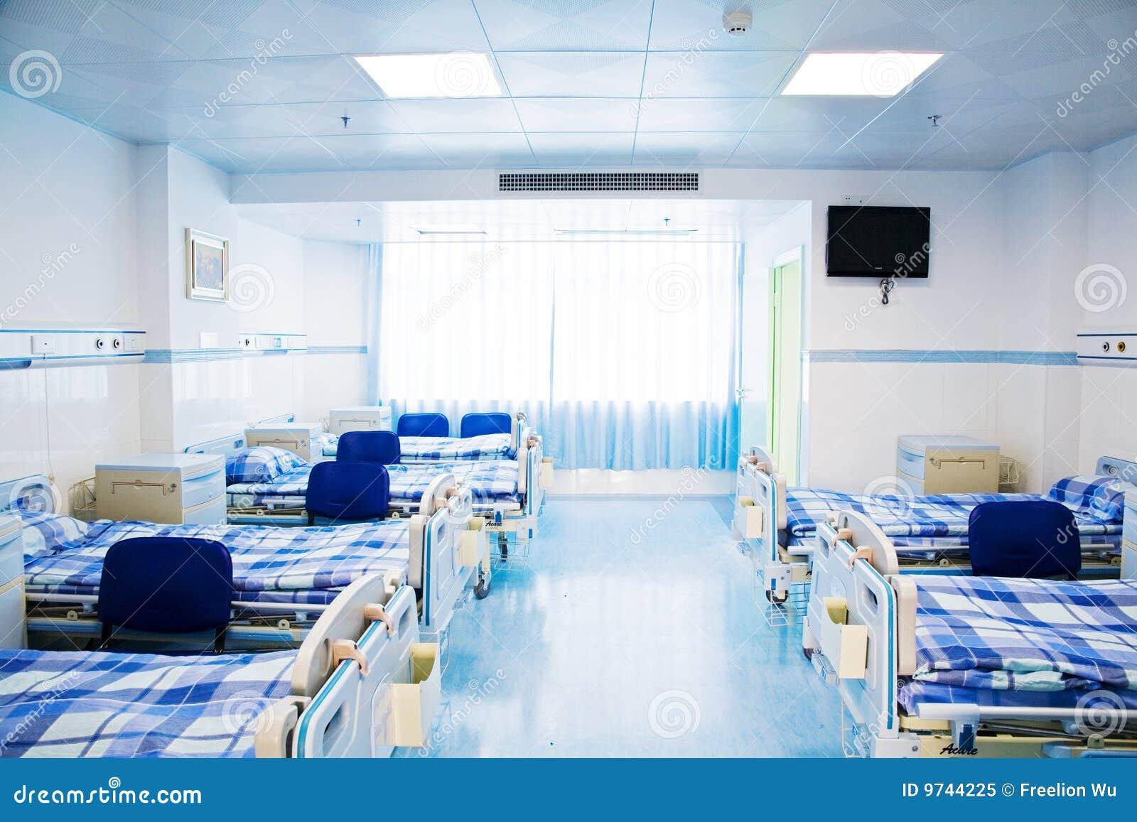 Stanza di ospedale