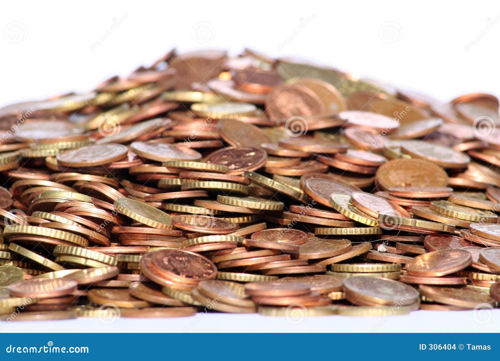 Fußboden Aus Kupfermünzen ~ Stapel der kupfermünzen stockfoto bild von profit euro