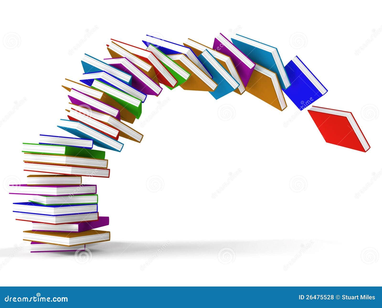 clip art books library