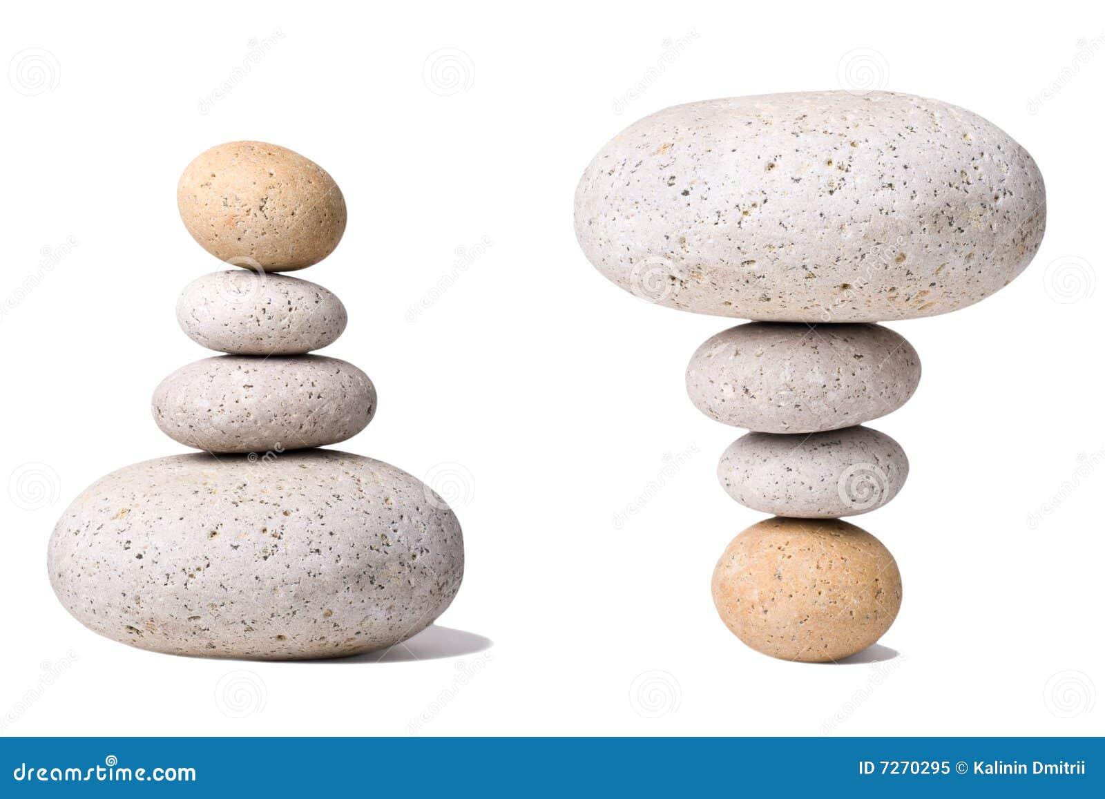 Stapel stenen met een antipode royalty vrije stock foto afbeelding 7270295 - Tuinuitleg met stenen ...