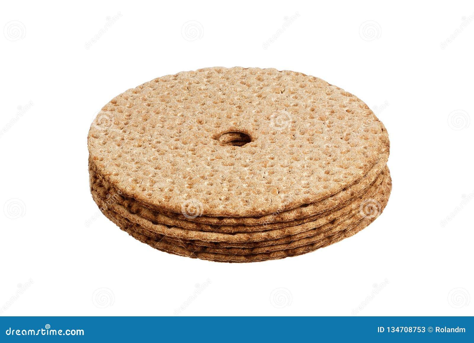 Stapel van Kernachtig Brood